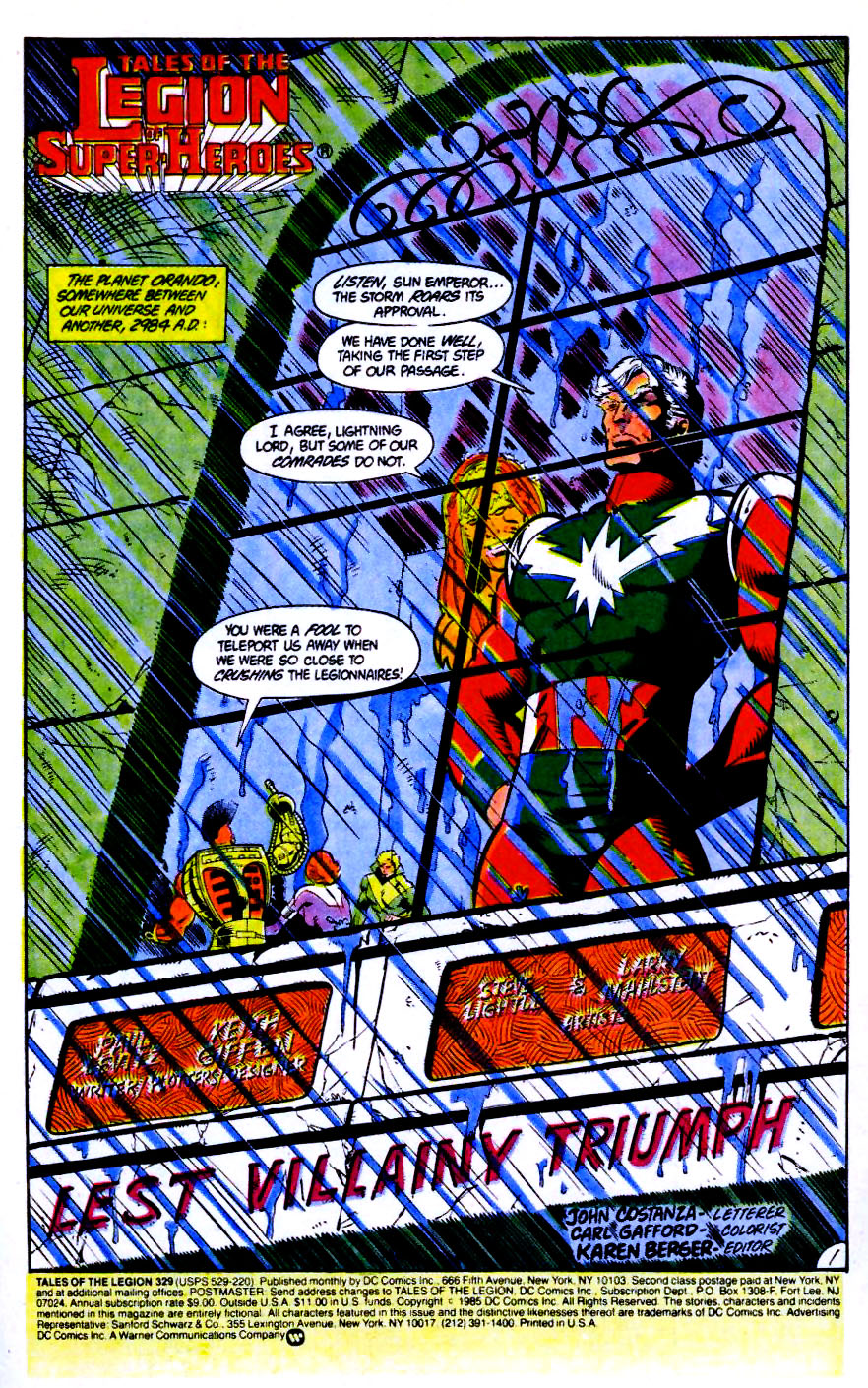 Tales of the Legion Issue #329 #16 - English 2