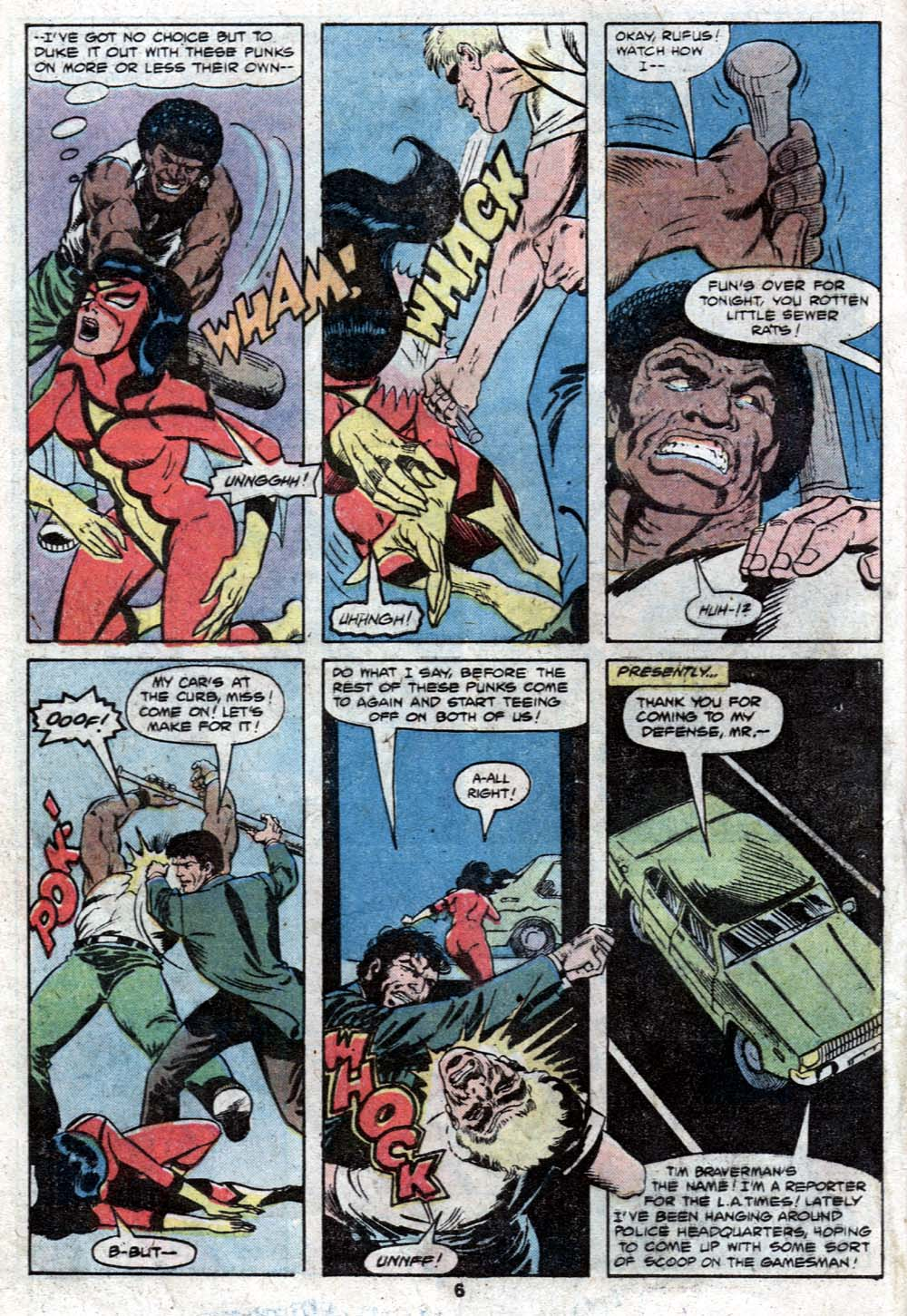 Spider-Woman (1978) Issue #23 #23 - English 6