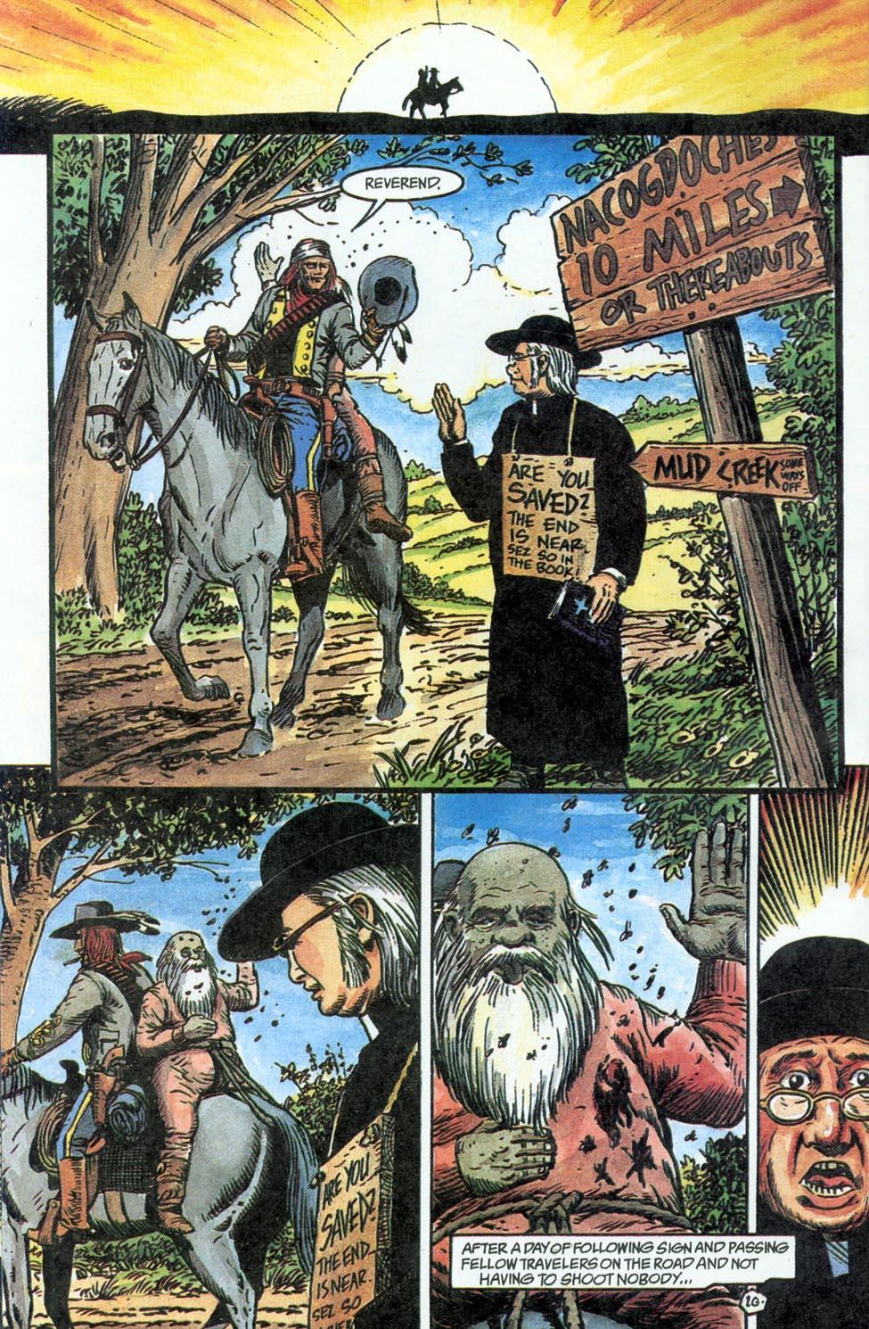 Jonah Hex: Two-Gun Mojo Issue #3 #3 - English 12