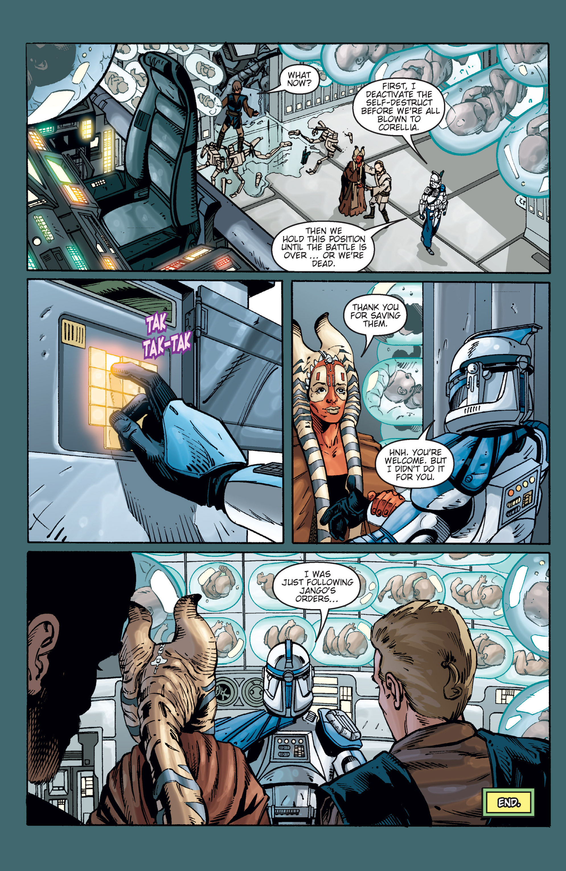 Star Wars Legends Epic Collection: The Clone Wars chap 1 pic 78