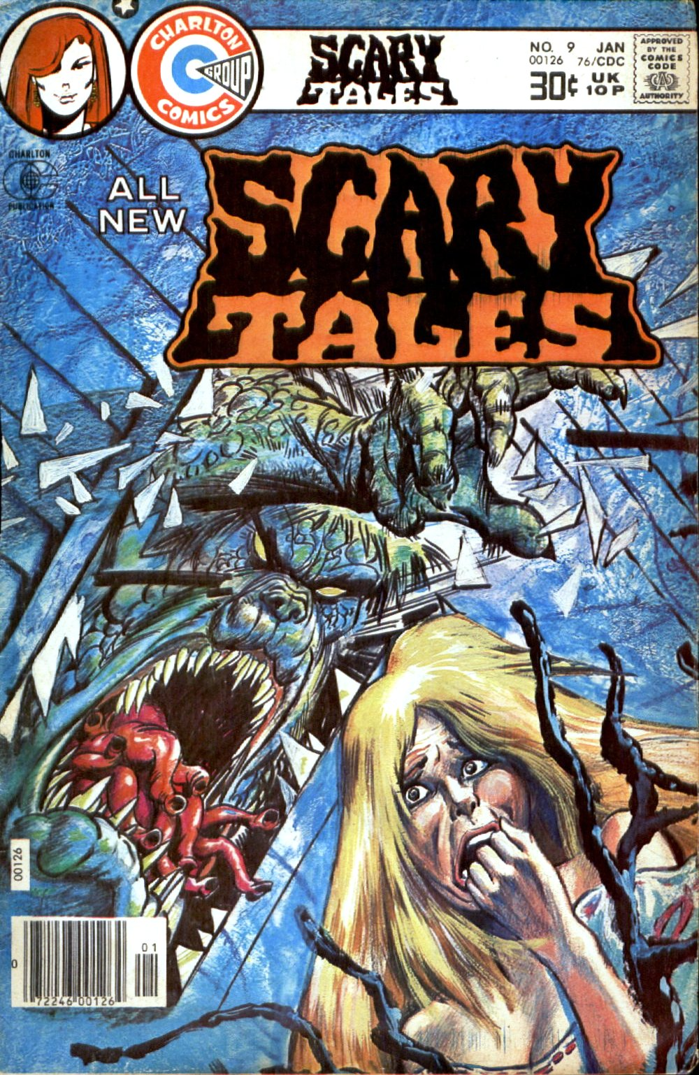 Read online Scary Tales comic -  Issue #9 - 1