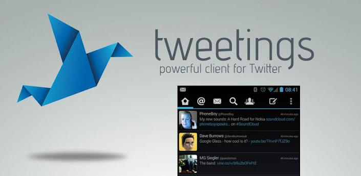 Tweetings for Twitter Apk v3.1.0.3