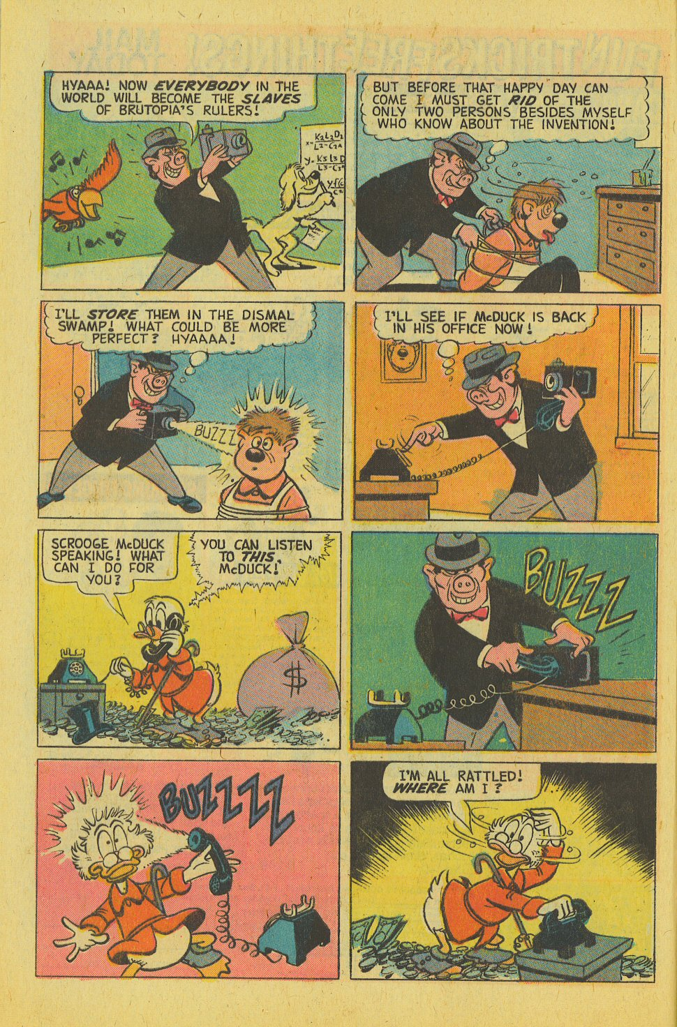 Uncle Scrooge (1953) Issue #123 #123 - English 8
