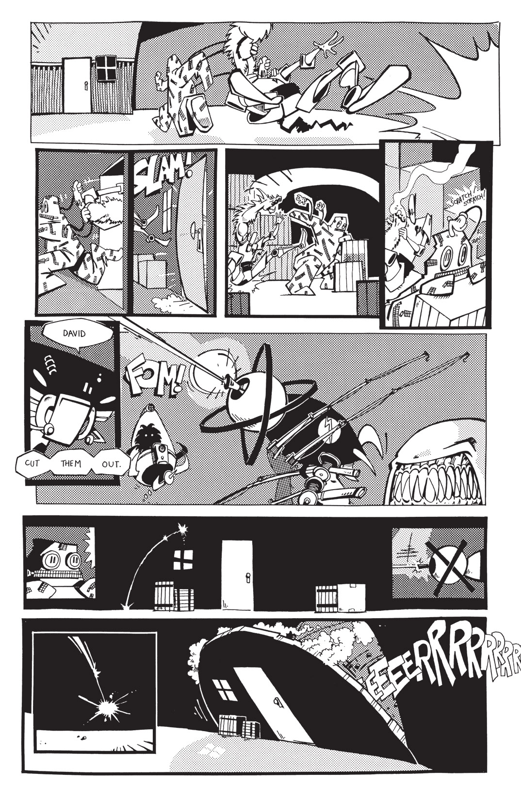 Read online Scud: The Disposable Assassin: The Whole Shebang comic -  Issue # TPB (Part 1) - 212
