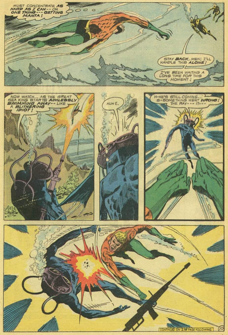 Aquaman (1962) Issue #53 #53 - English 13