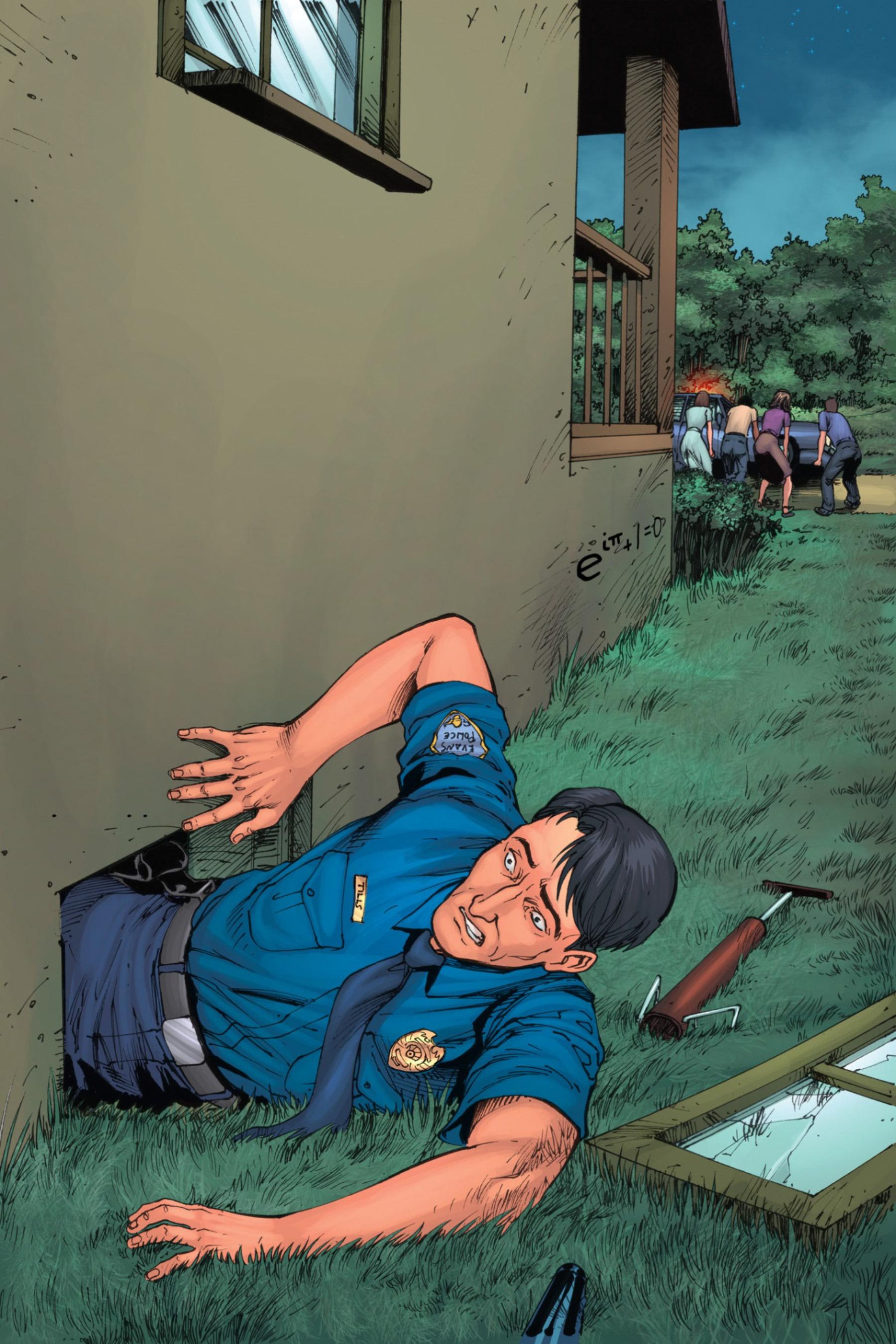 Read online Z-Men comic -  Issue #3 - 117