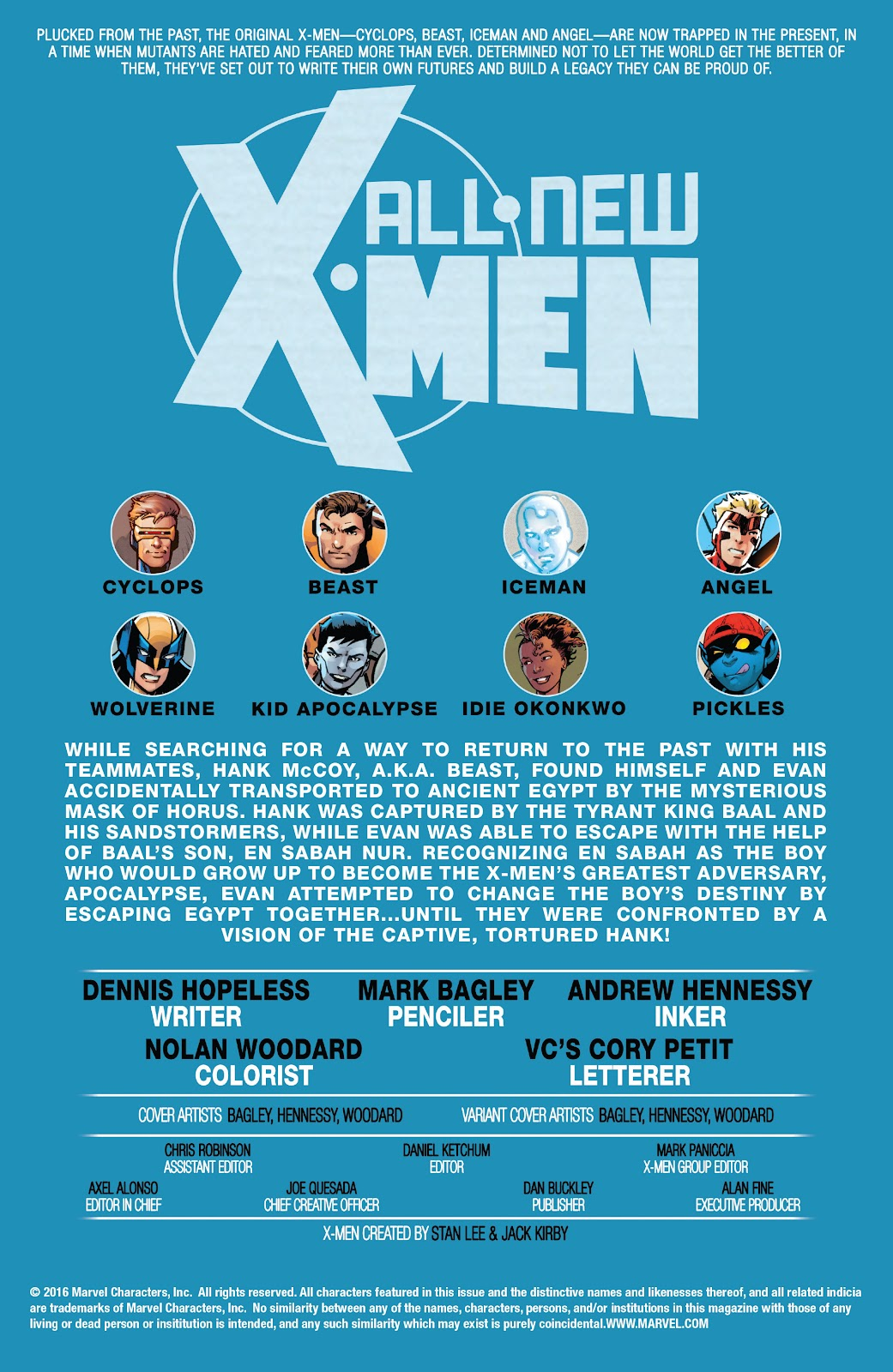 All-New X-Men (2016) Issue #11 #13 - English 4