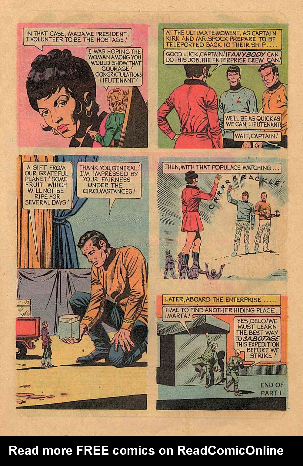 Star Trek (1967) Issue #25 #25 - English 14