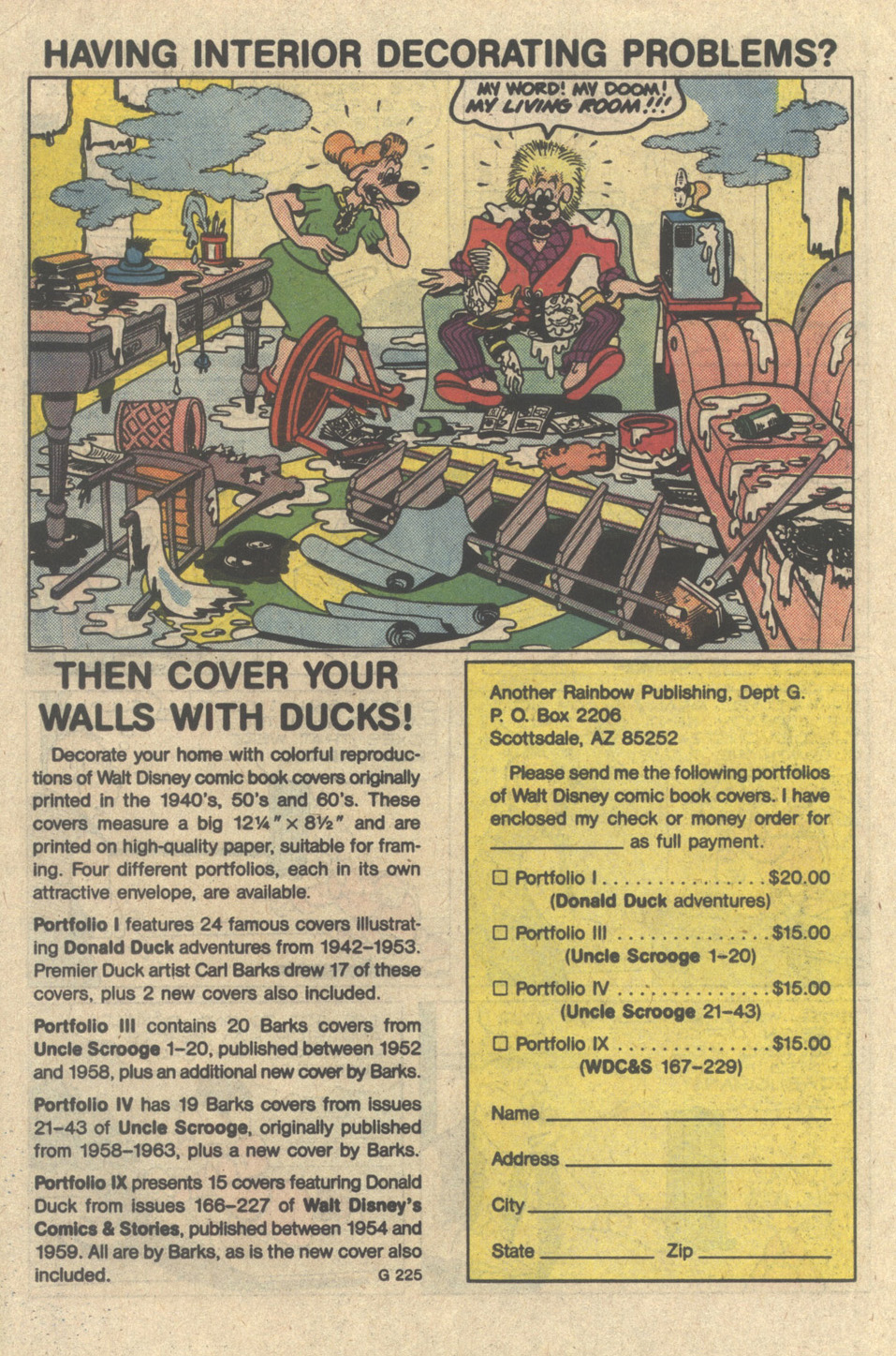 Uncle Scrooge (1953) Issue #218 #218 - English 26