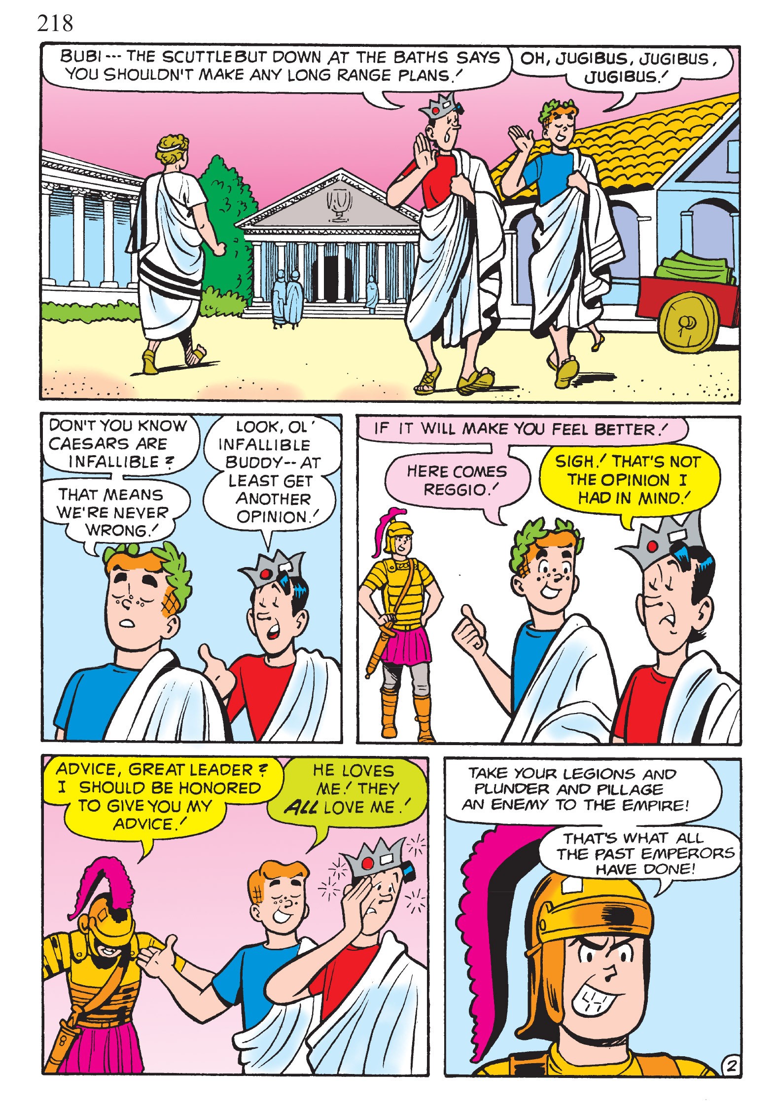 Read online The Best of Archie Comics comic -  Issue # TPB 2 (Part 1) - 220
