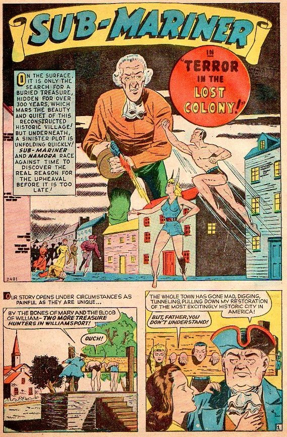 Sub-Mariner Comics #26 #26 - English 23