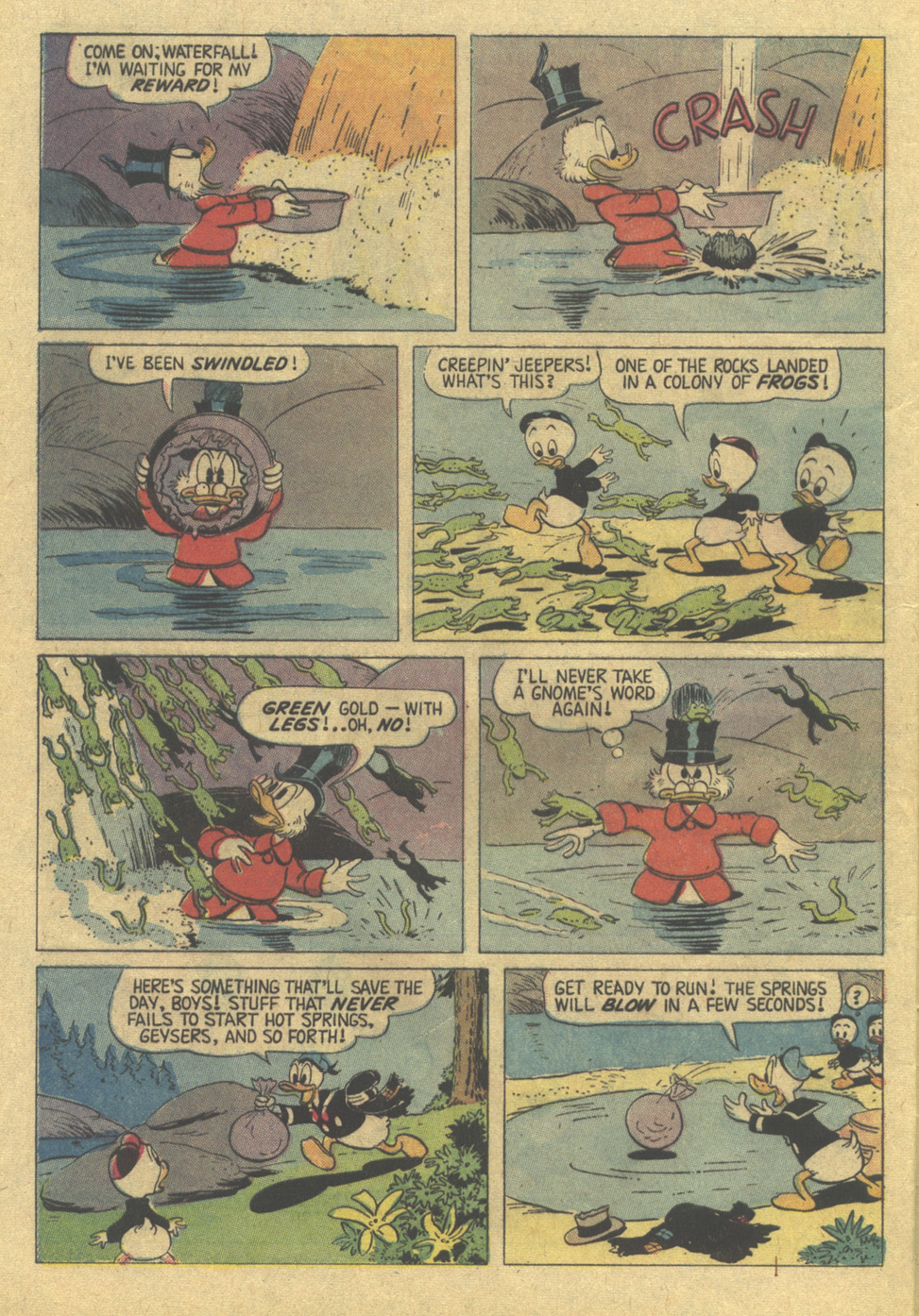 Uncle Scrooge (1953) Issue #110 #110 - English 28