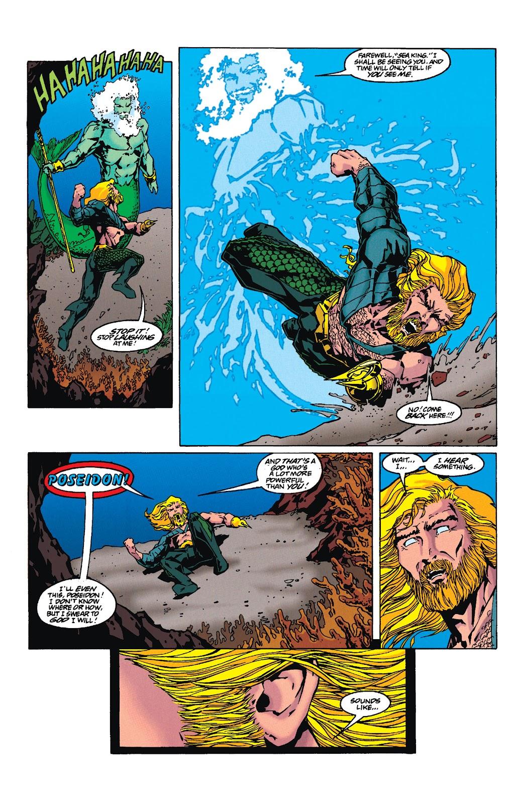 Aquaman (1994) Issue #35 #41 - English 6