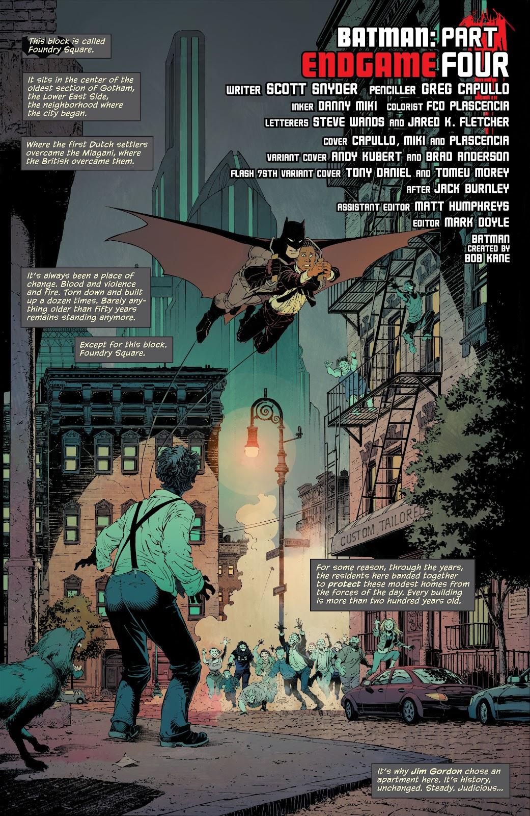 Batman (2011) Issue #38 #57 - English 2
