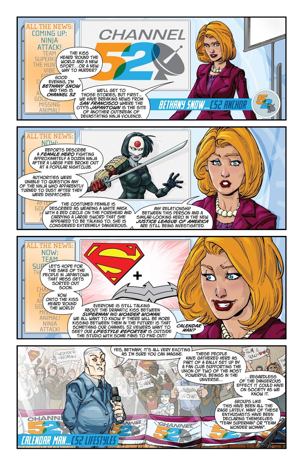 Batman (2011) Issue #17 #32 - English 35
