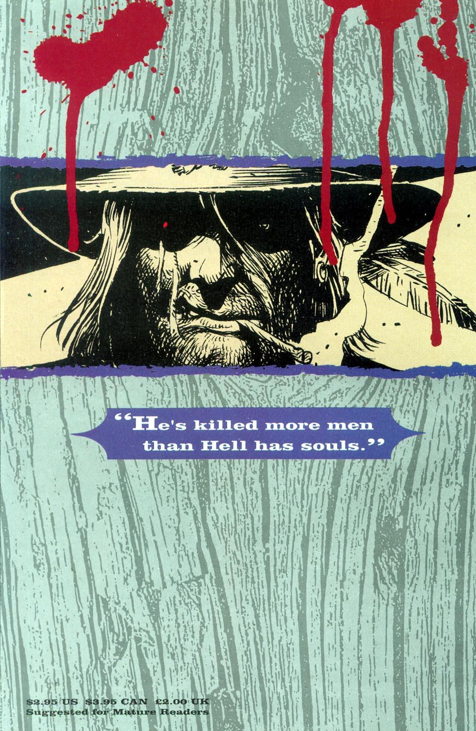 Jonah Hex: Two-Gun Mojo Issue #1 #1 - English 36
