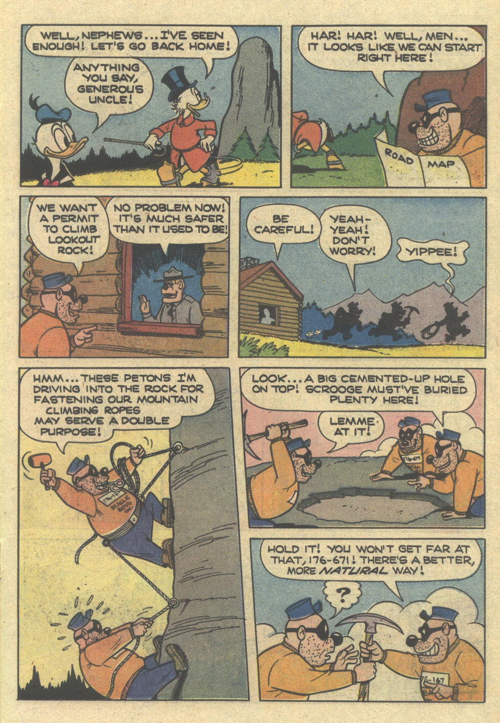 Uncle Scrooge (1953) Issue #167 #167 - English 11