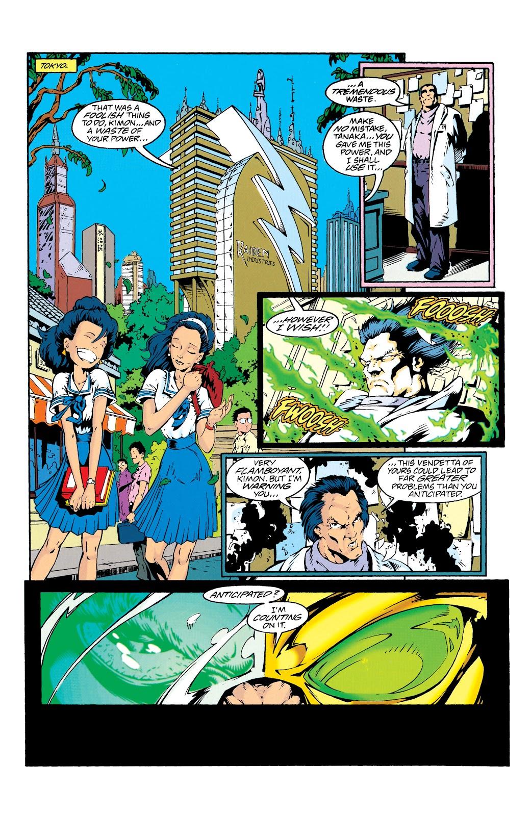 Aquaman (1994) Issue #27 #33 - English 2