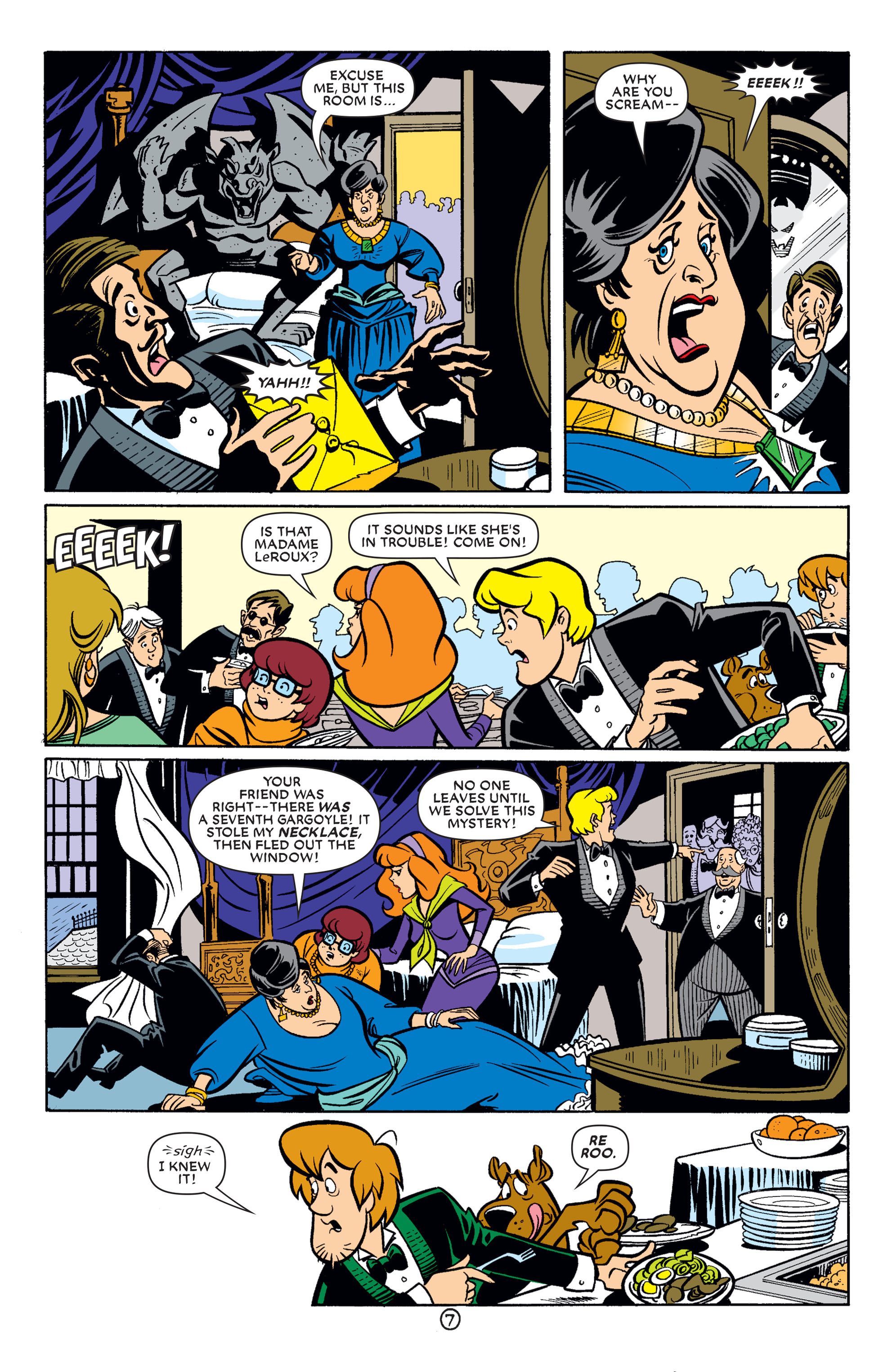 Read online Scooby-Doo (1997) comic -  Issue #60 - 8