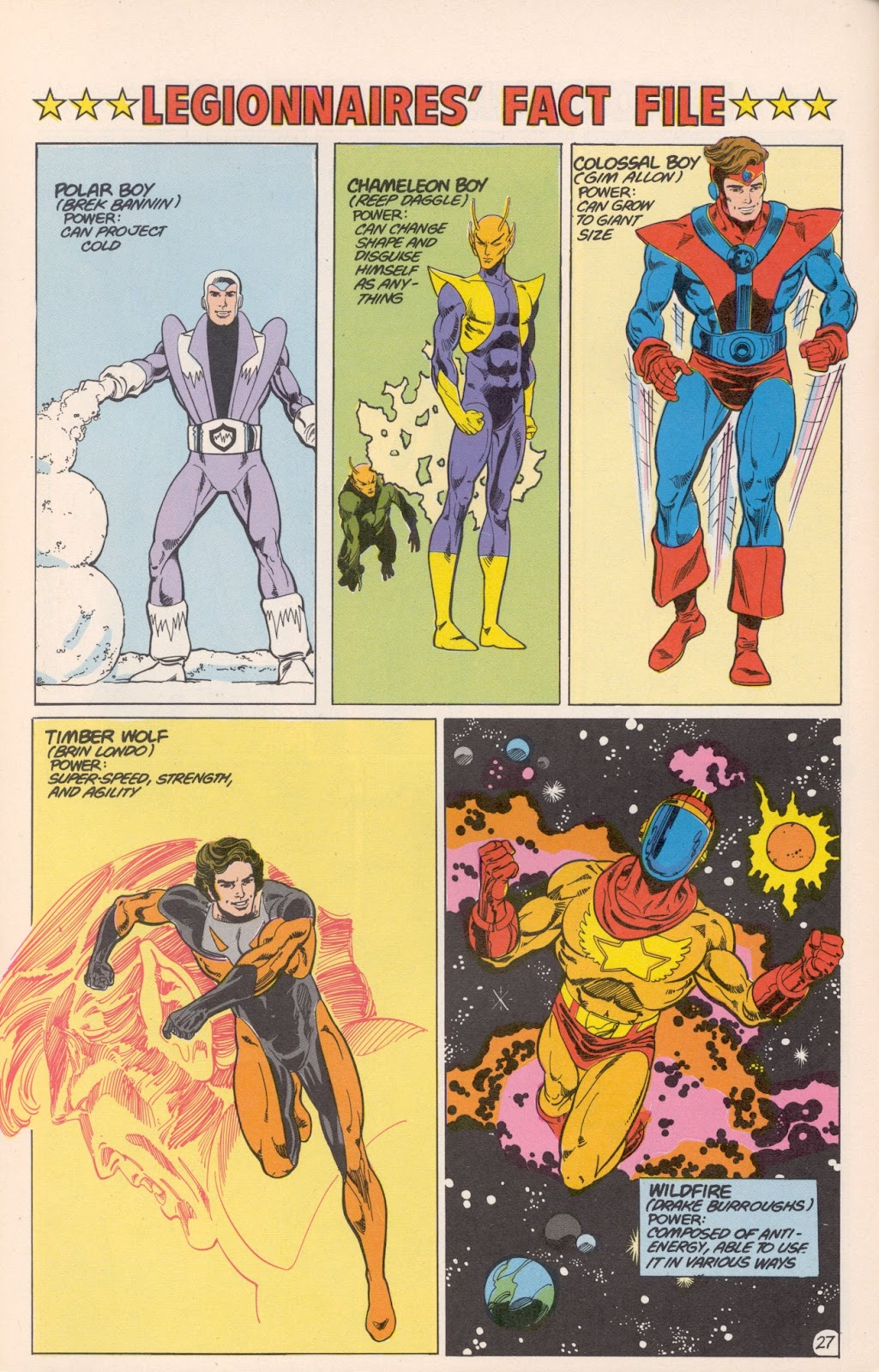 Tales of the Legion Issue #342 #29 - English 28