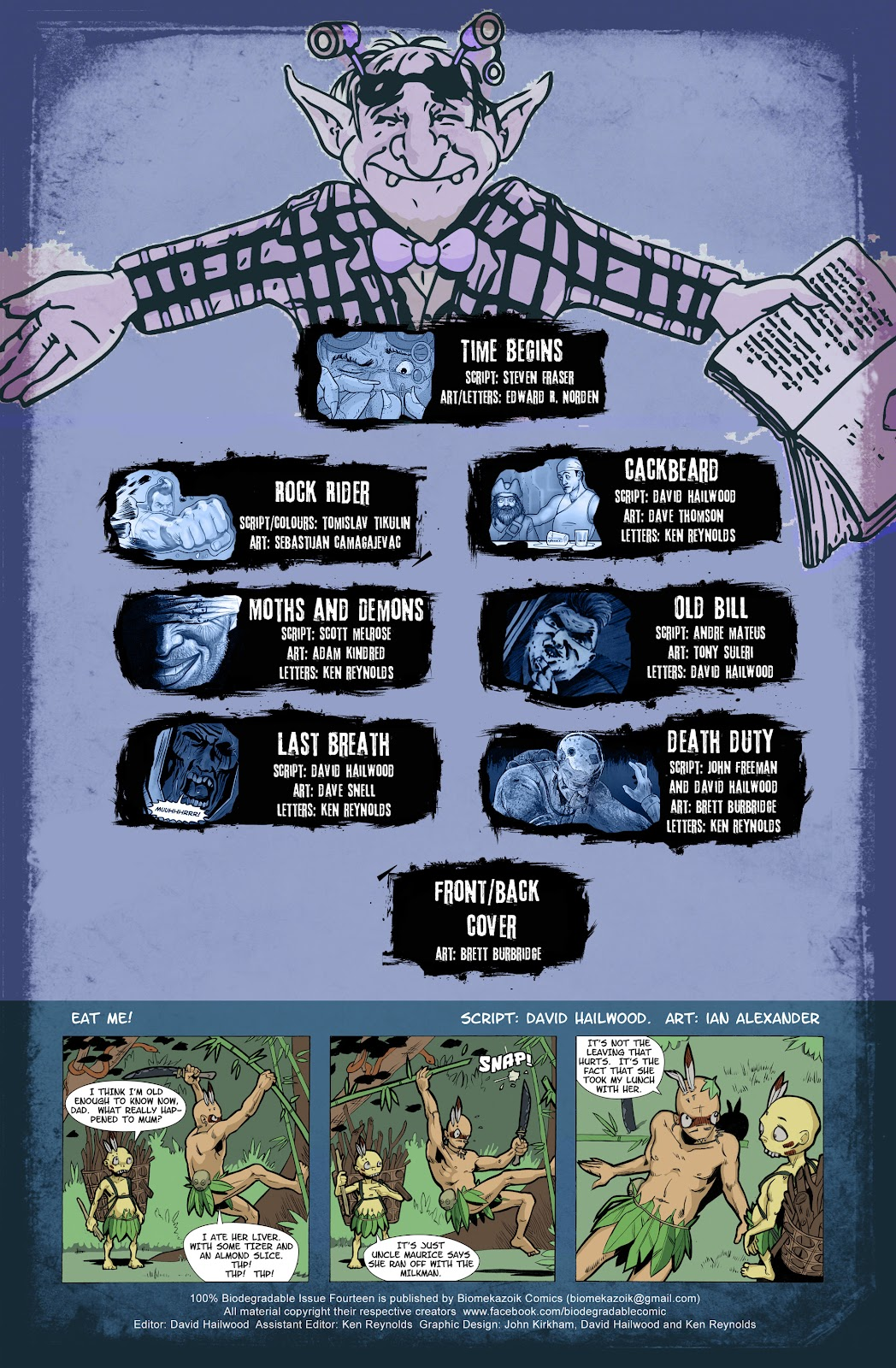 100% Biodegradable Issue #14 #14 - English 2