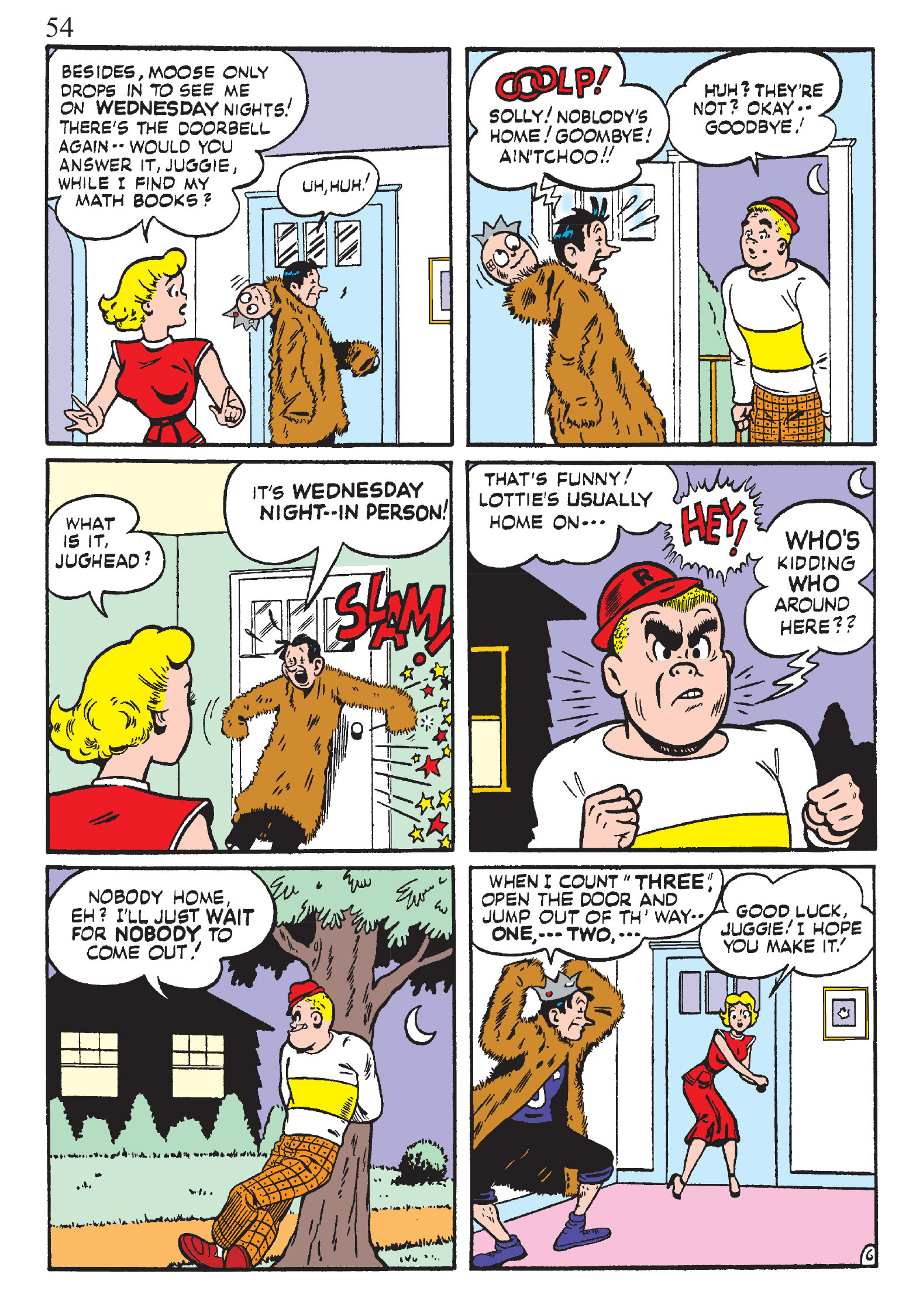 Read online The Best of Archie Comics comic -  Issue # TPB 1 (Part 1) - 53