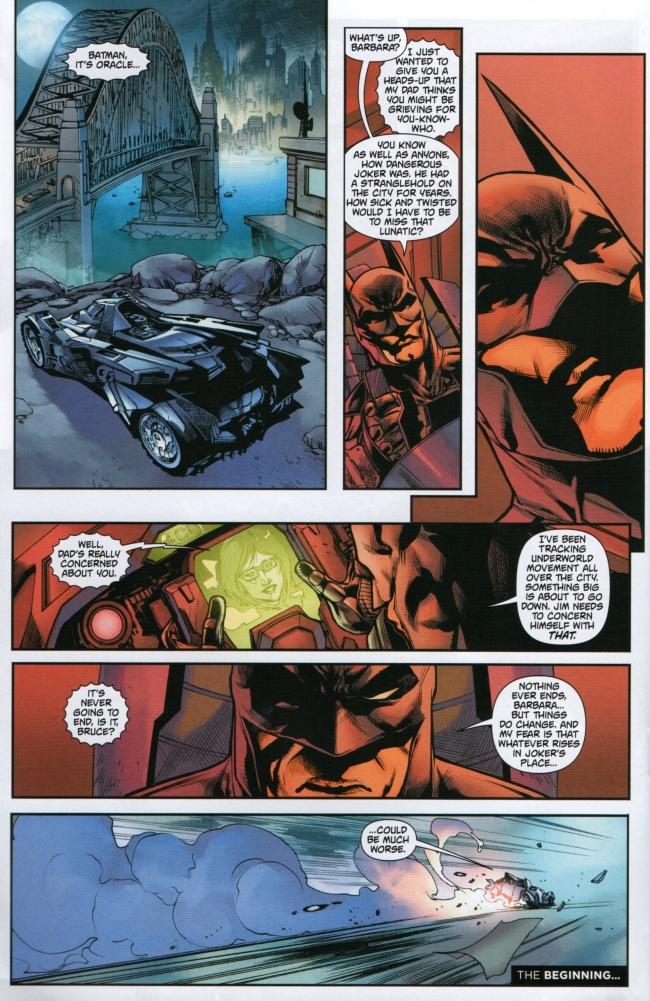 Batman: Arkham Knight [I] Issue #0 #2 - English 12