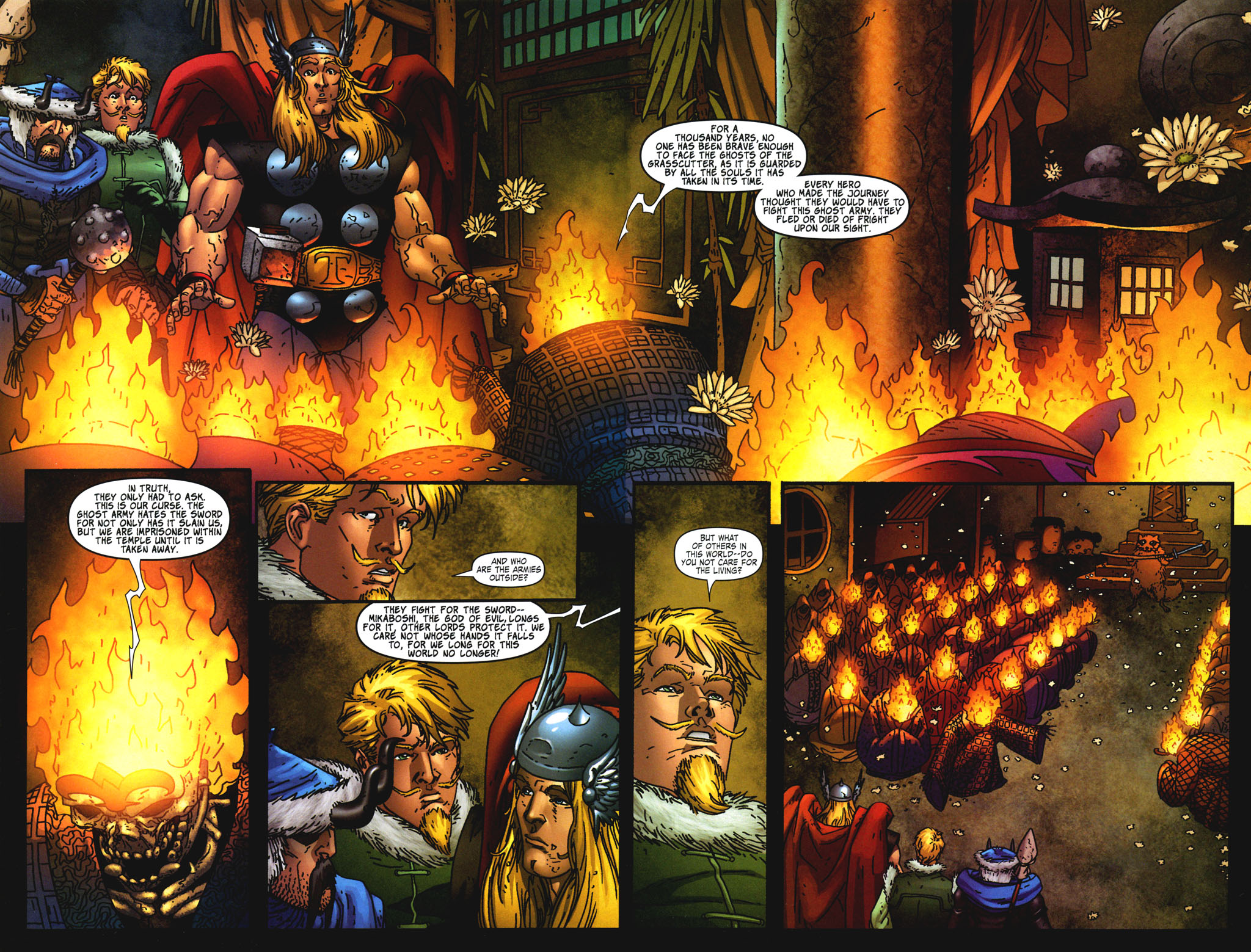 Read online Thor: Blood Oath comic -  Issue #6 - 3