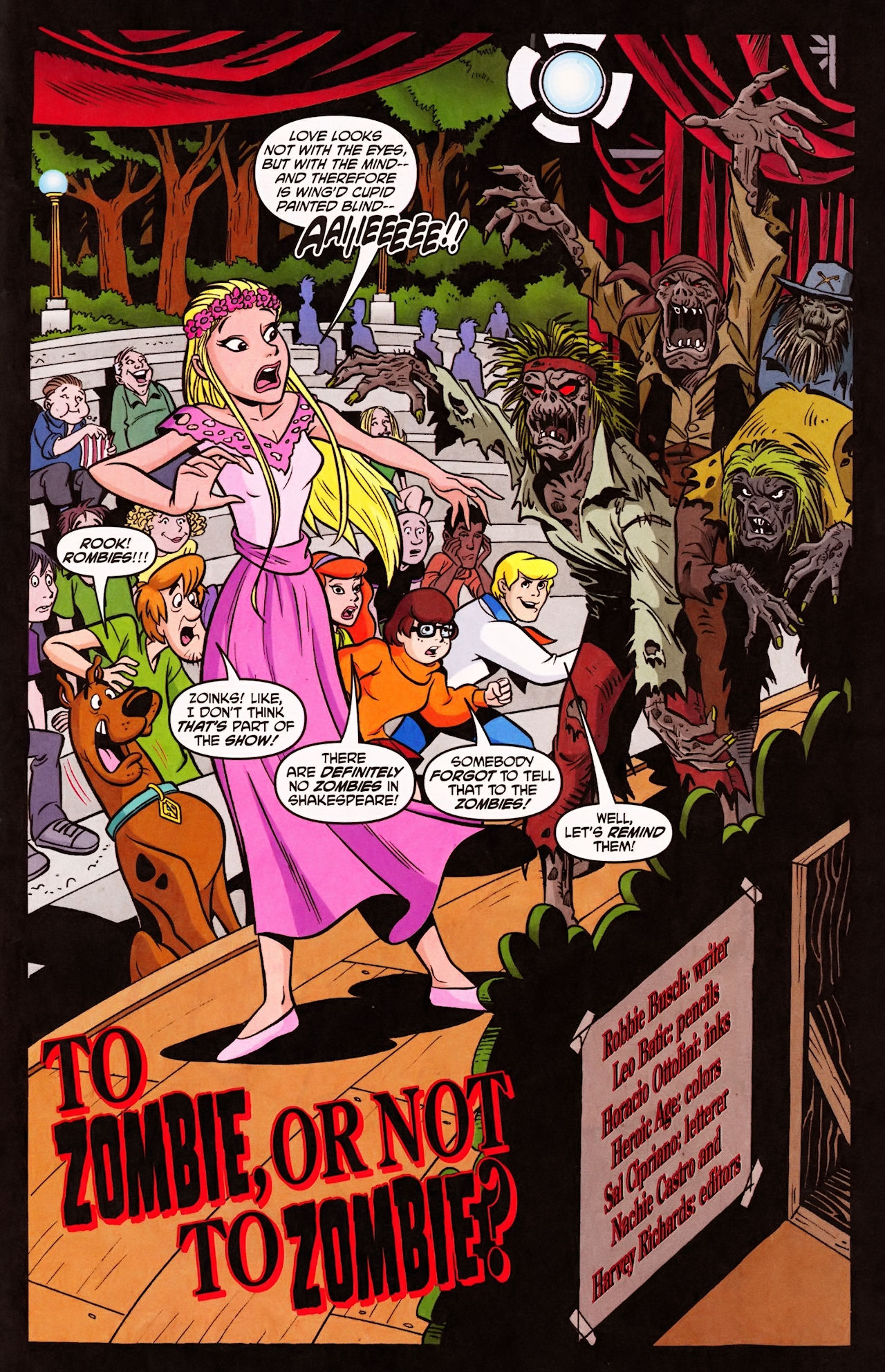 Read online Scooby-Doo (1997) comic -  Issue #142 - 15