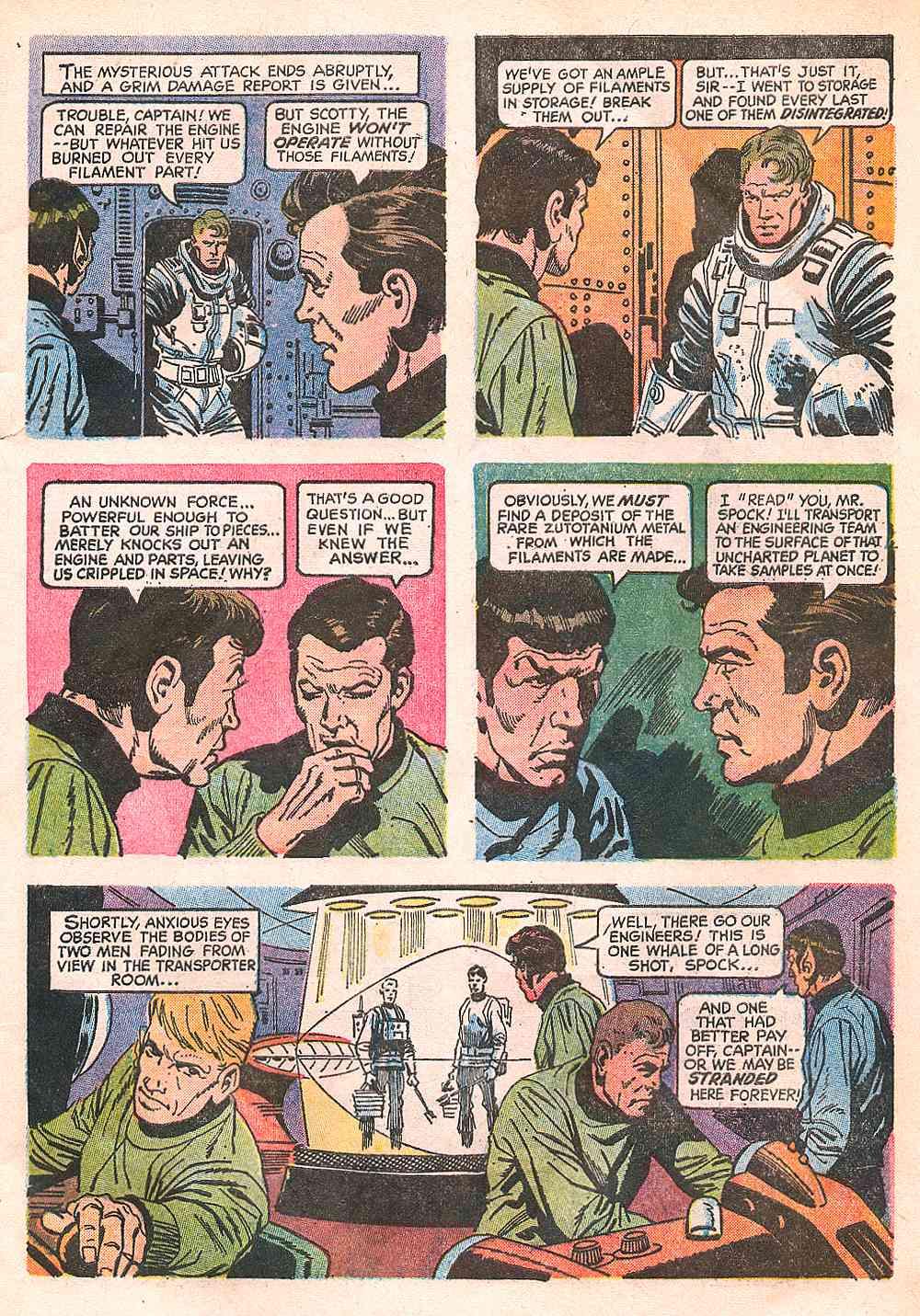 Star Trek (1967) Issue #8 #8 - English 4