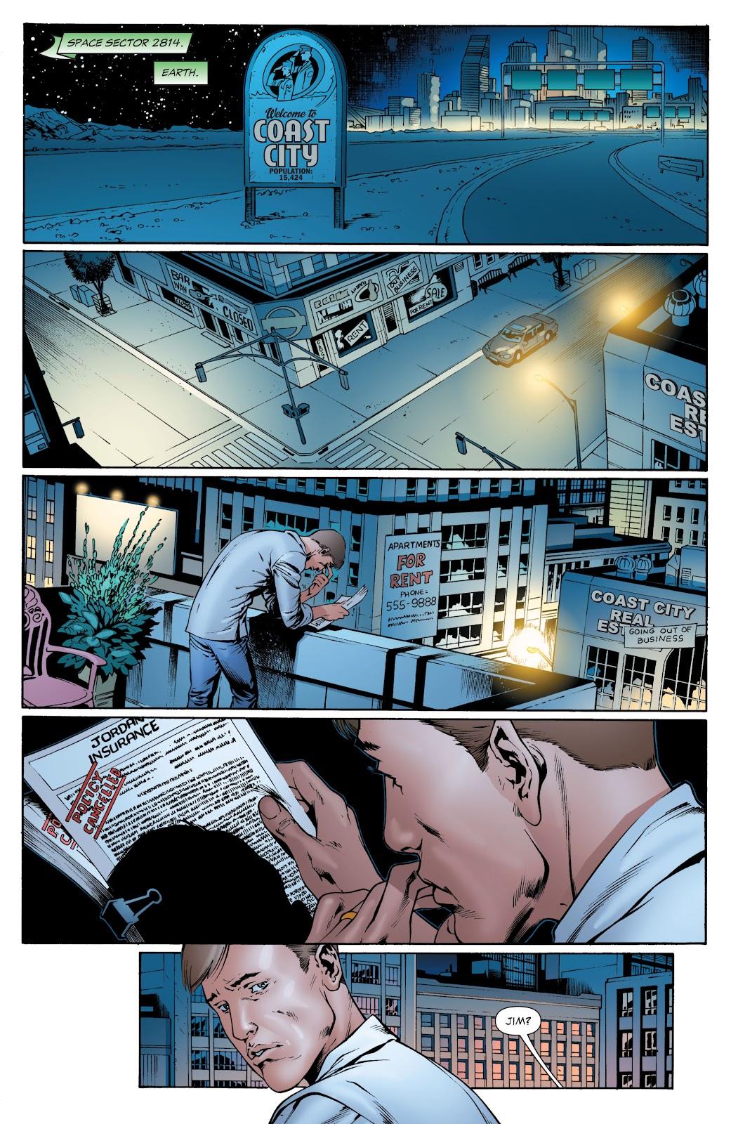 Green Lantern: The Sinestro Corps War Full #1 - English 137