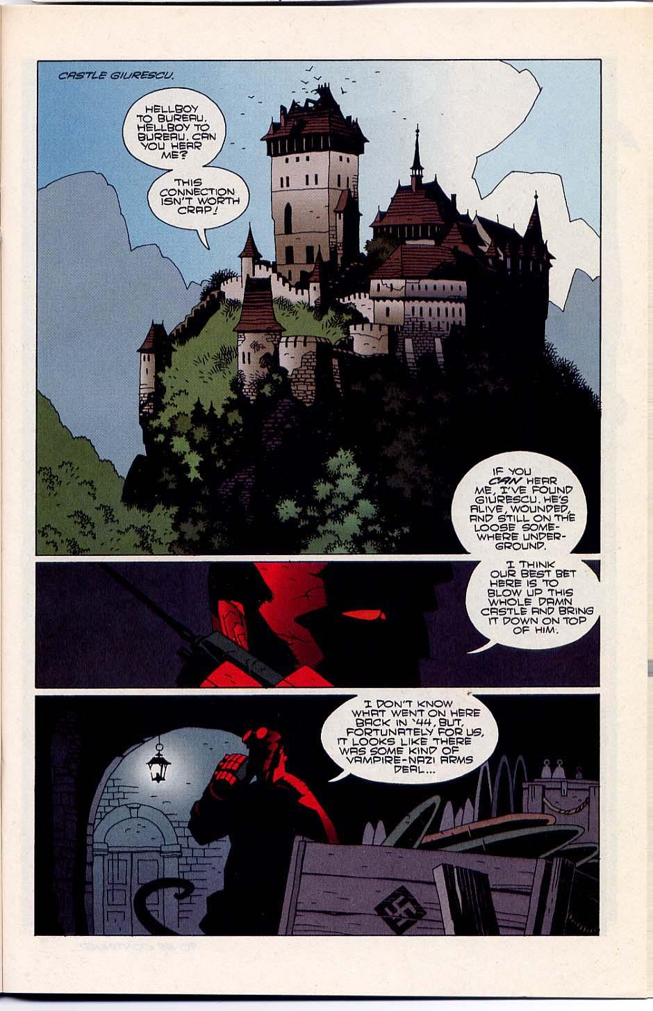 Hellboy: Wake the Devil Issue #3 #3 - English 23
