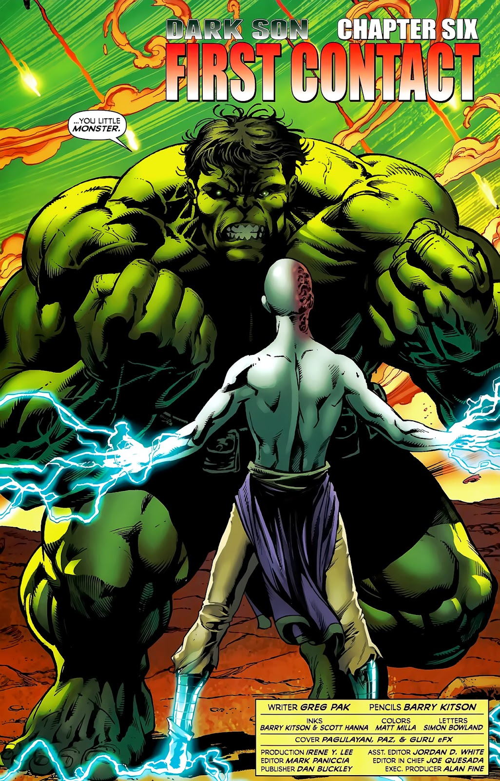 Incredible Hulks (2010) Issue #615 #5 - English 23