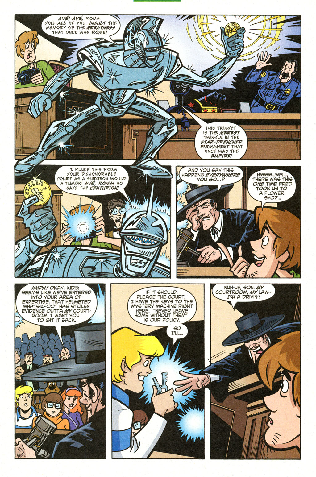Read online Scooby-Doo (1997) comic -  Issue #100 - 11