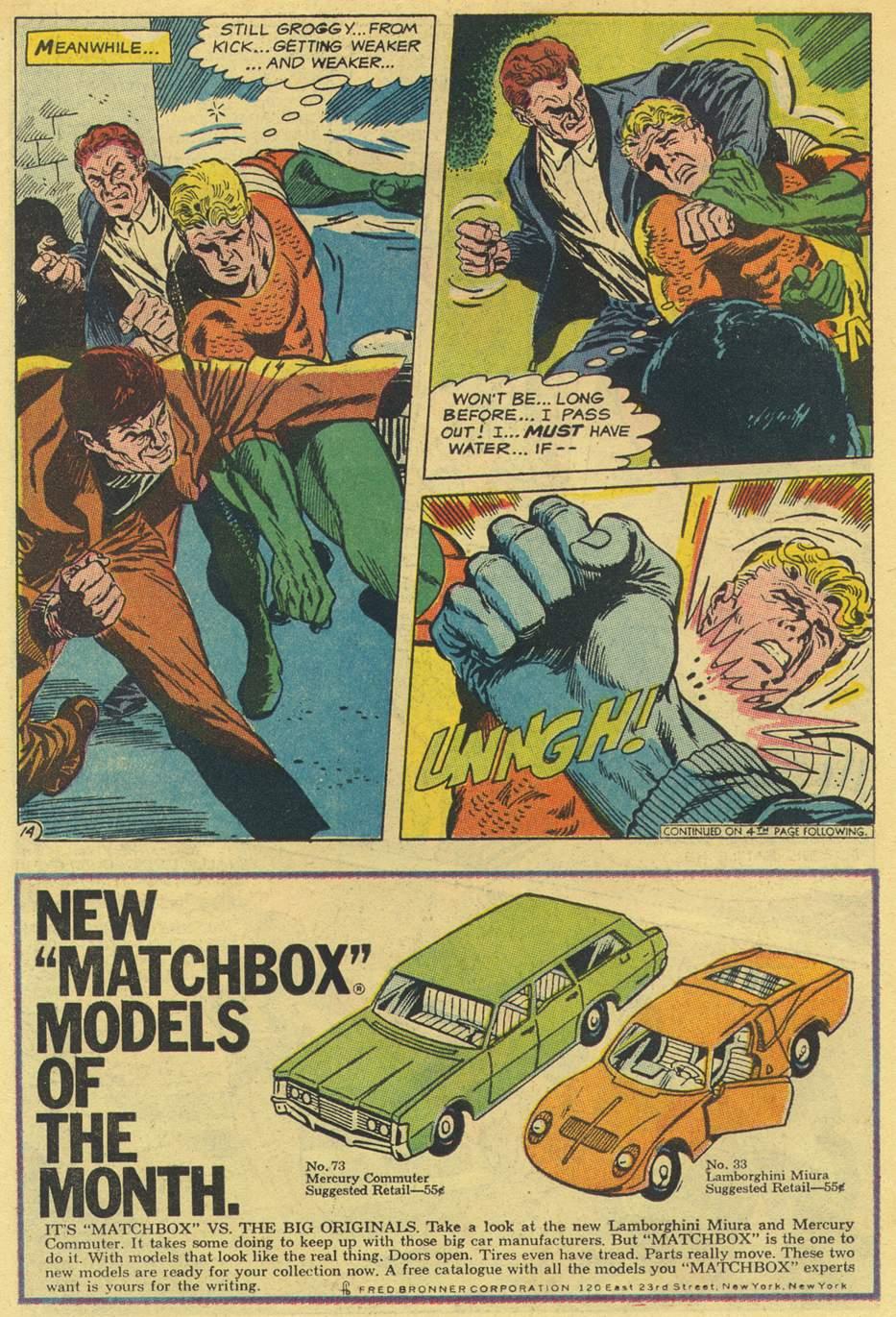 Aquaman (1962) Issue #44 #44 - English 18
