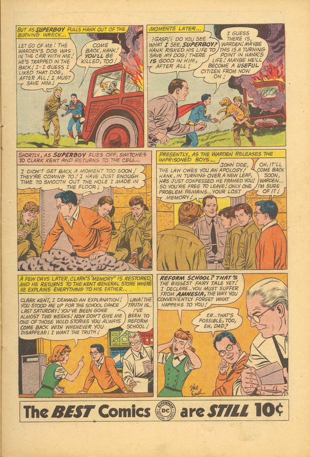 Read online Adventure Comics (1938) comic -  Issue #284 - 15