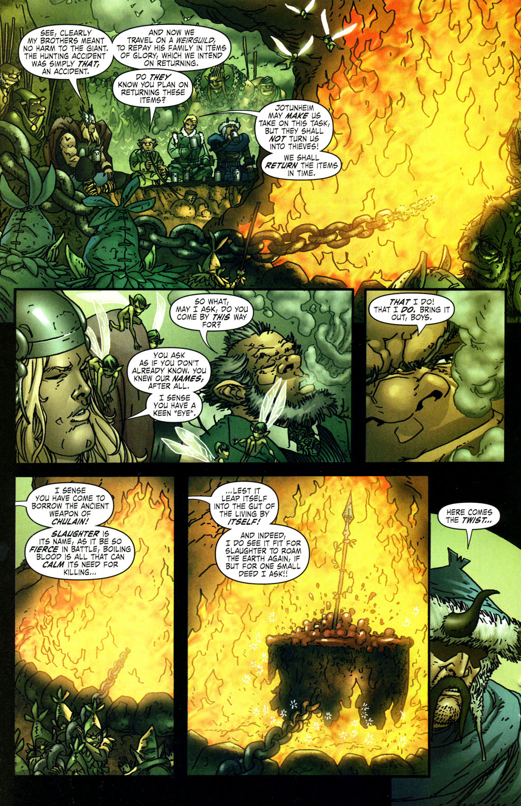 Read online Thor: Blood Oath comic -  Issue #4 - 13