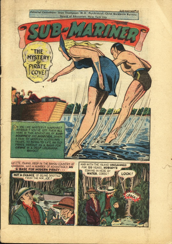Sub-Mariner Comics #29 #29 - English 2