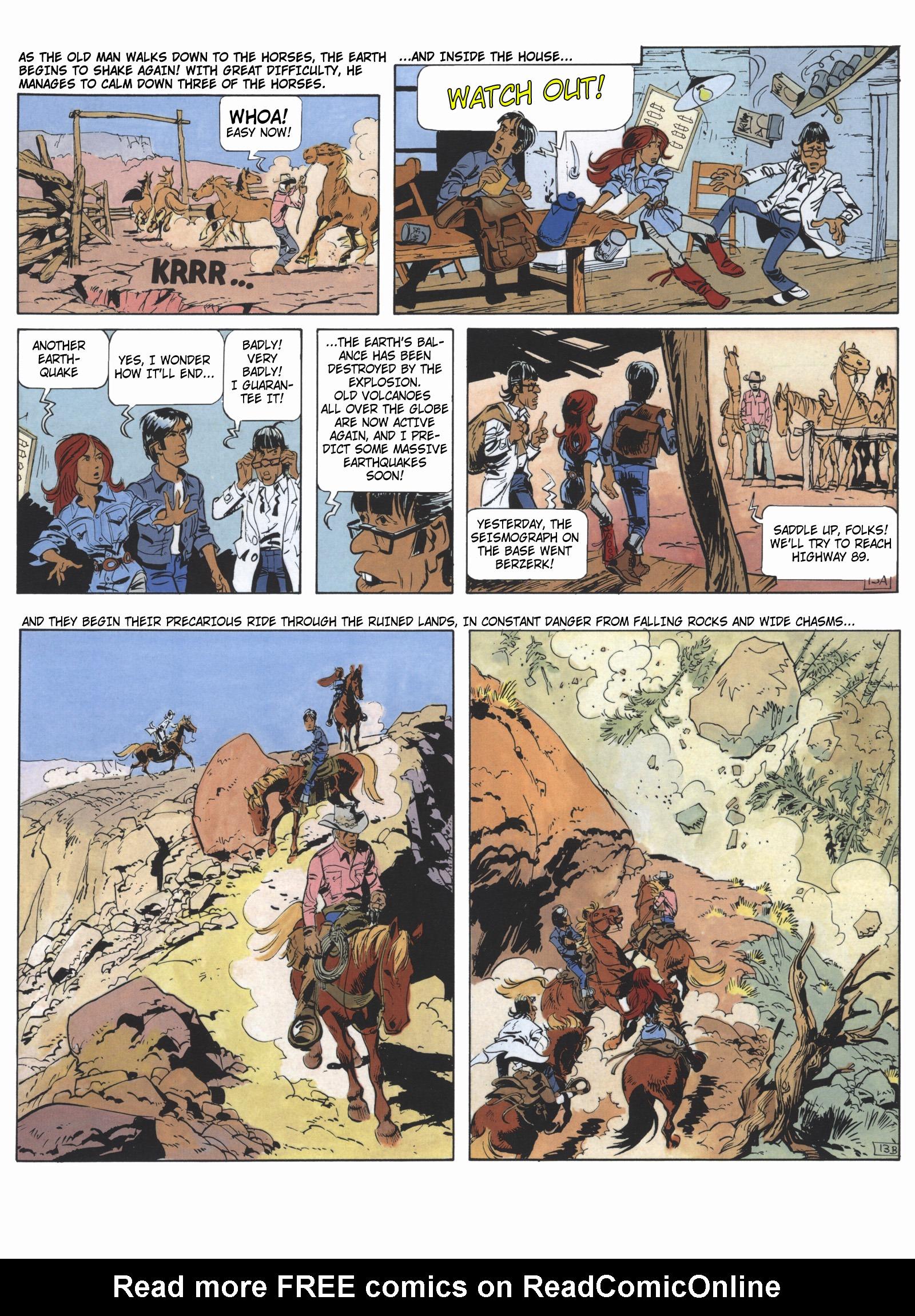 Valerian and Laureline #1 #23 - English 40