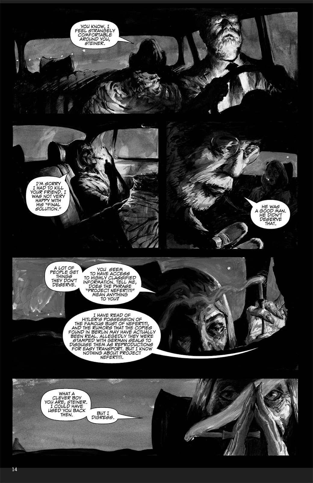 Creepy (2009) Issue #4 #4 - English 16