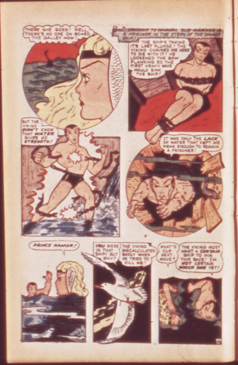 Sub-Mariner Comics #24 #24 - English 12