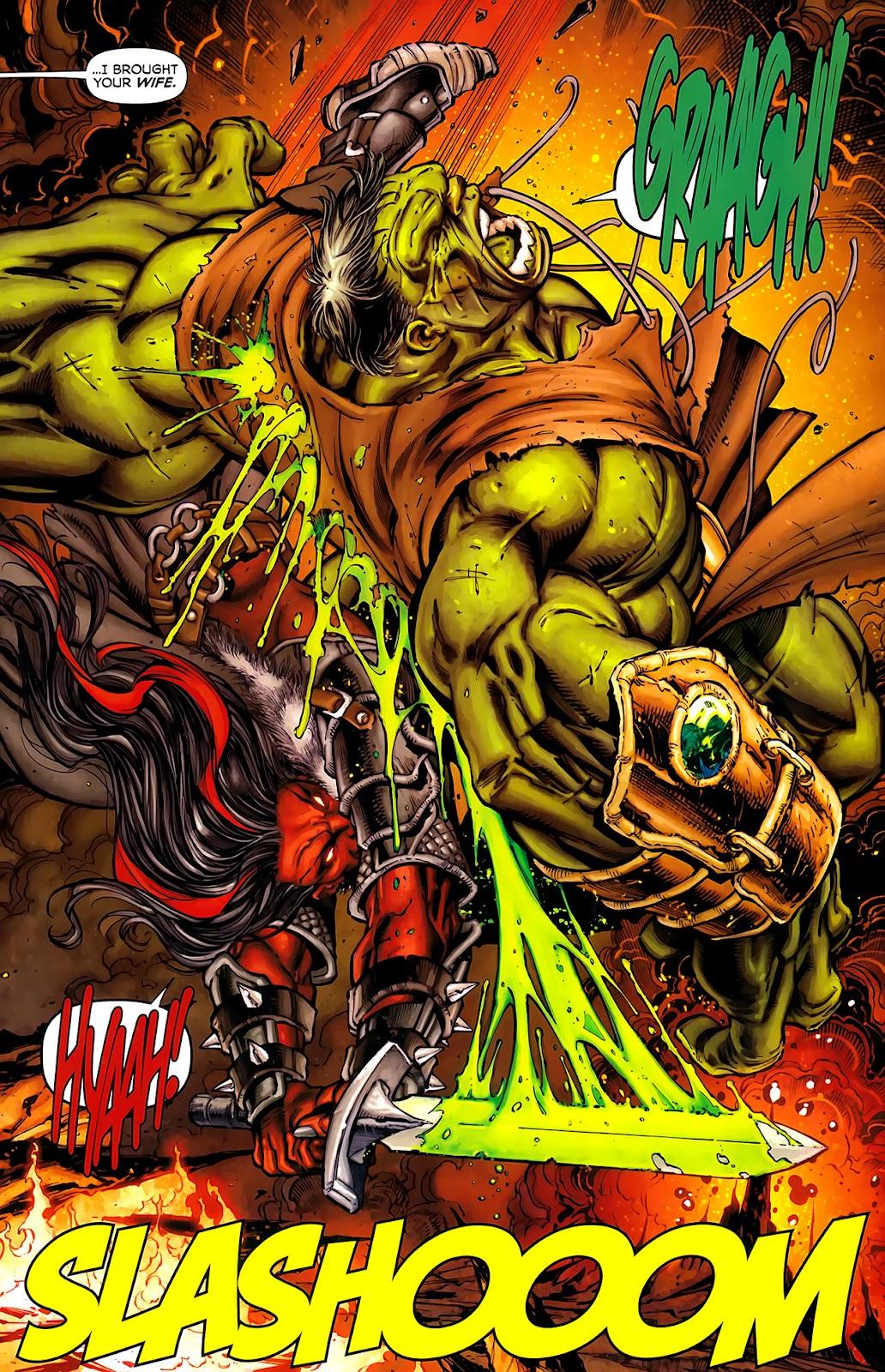 Incredible Hulks (2010) Issue #634 #24 - English 4