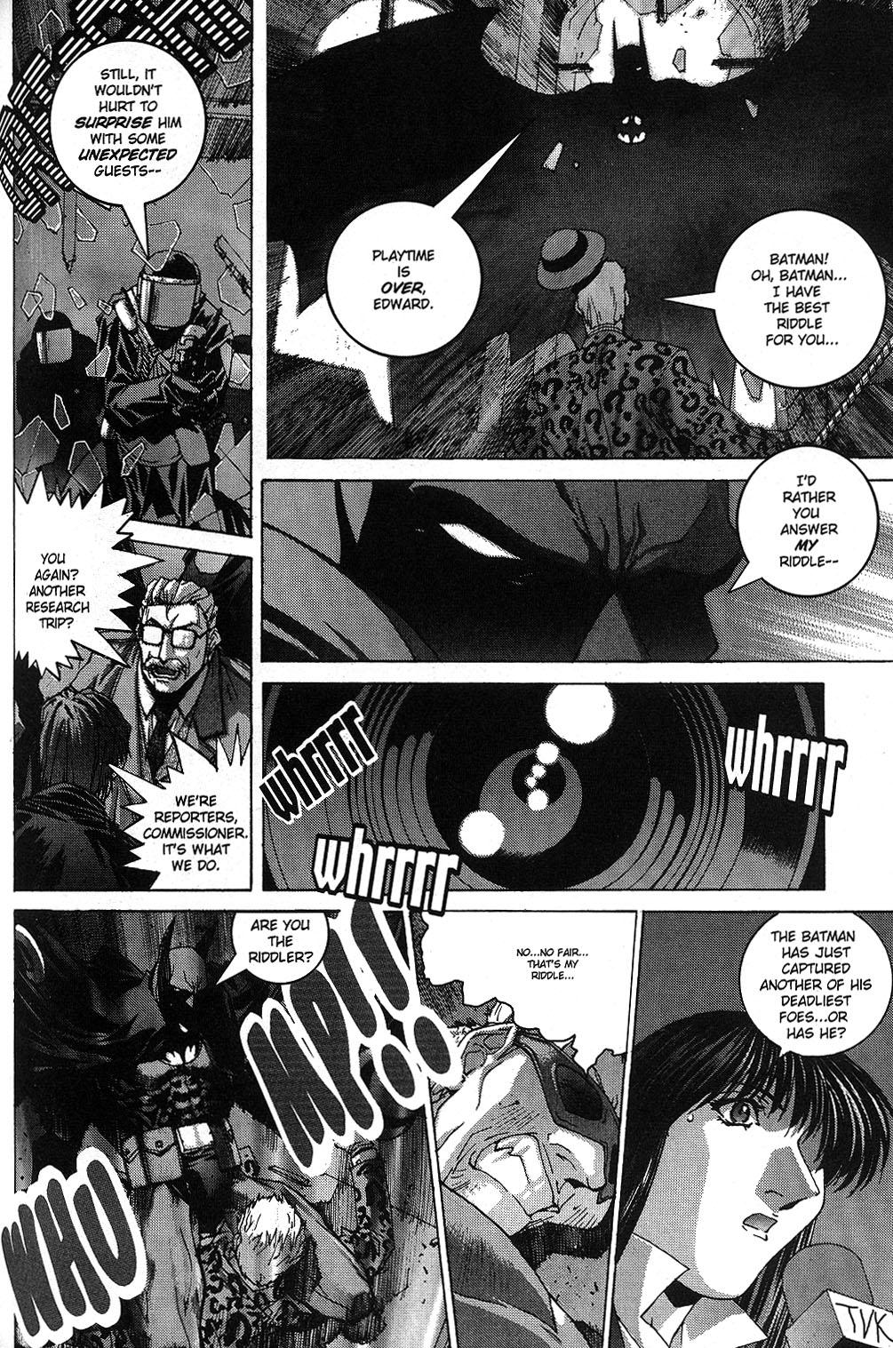 Read online Batman: Child of Dreams comic -  Issue # Full - 61