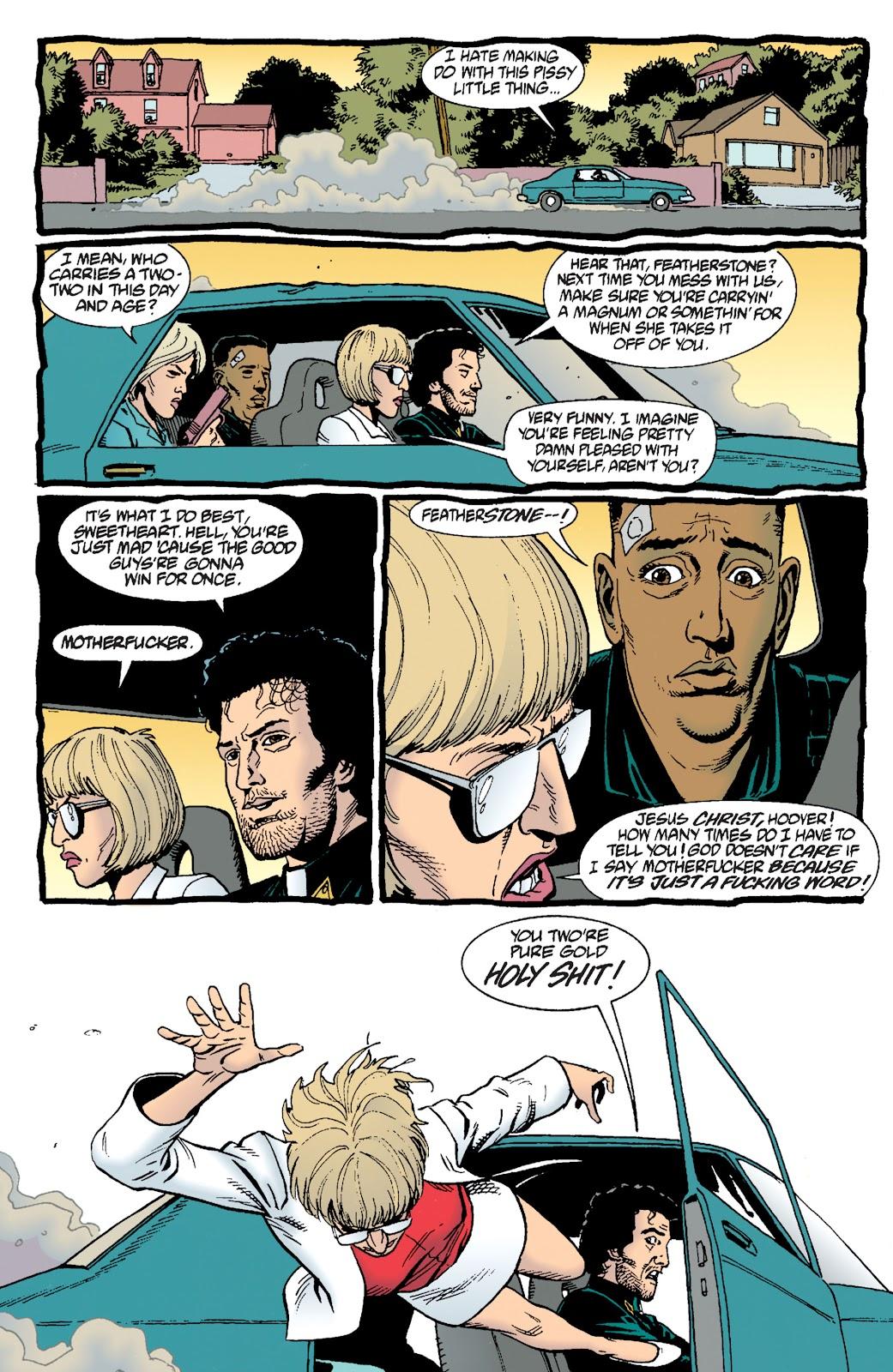 Preacher Issue #17 #26 - English 9