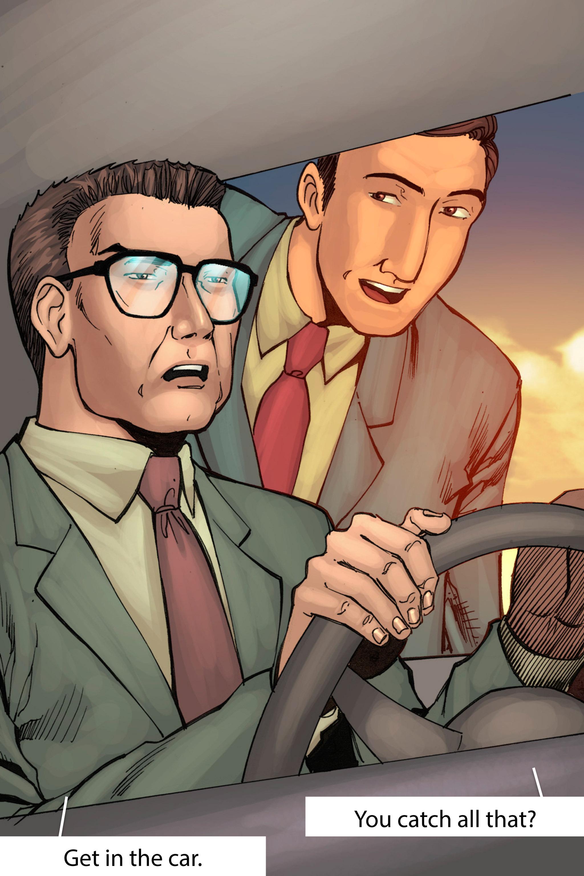 Read online Z-Men comic -  Issue #1 - 138