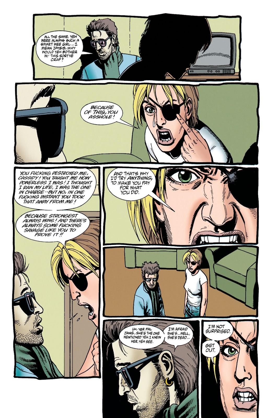 Preacher Issue #33 #42 - English 21
