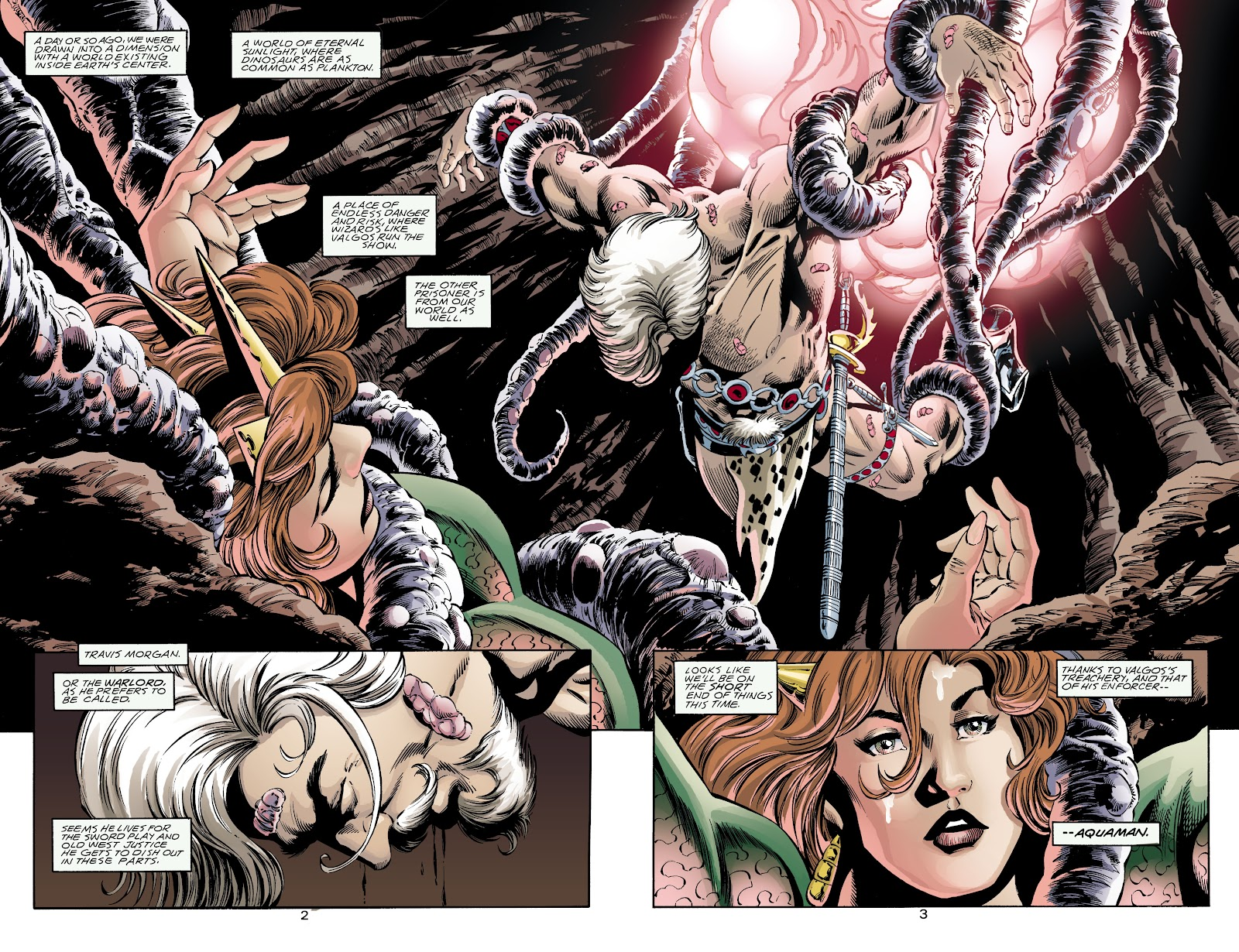 Aquaman (1994) Issue #73 #79 - English 3