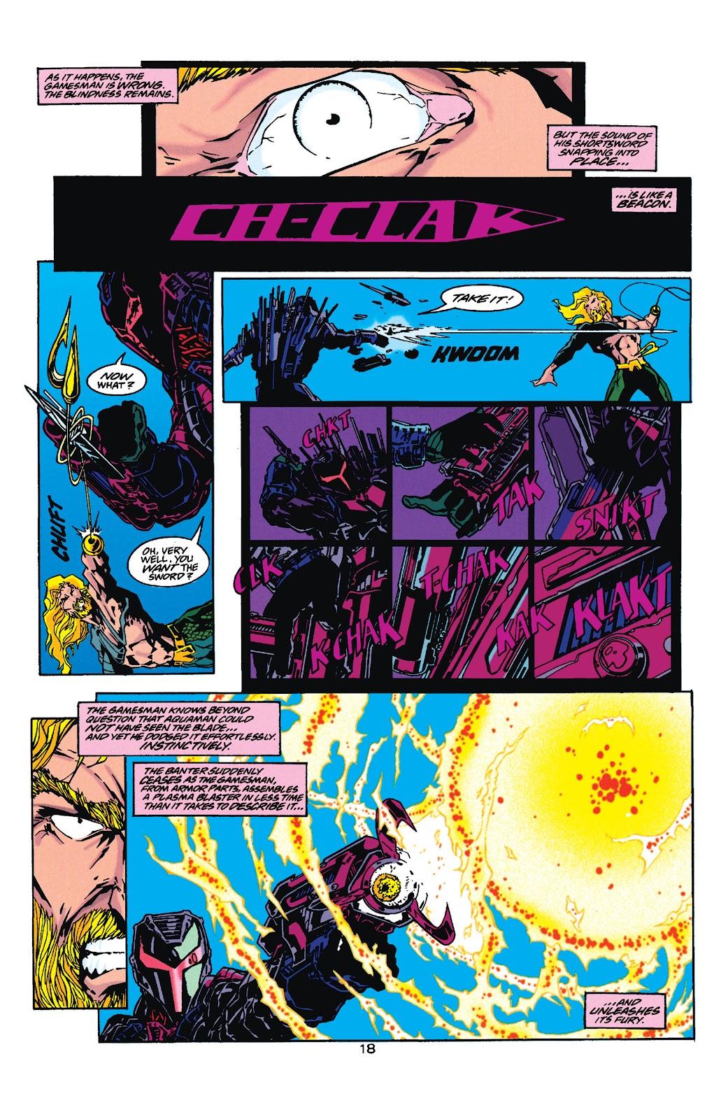 Aquaman (1994) Issue #35 #41 - English 18