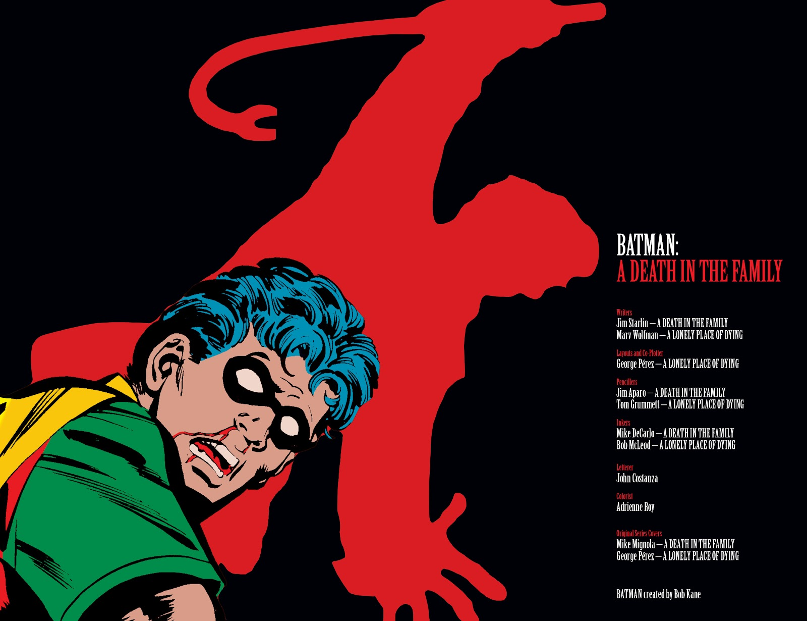 Batman: A Death in the Family Full #1 - English 3
