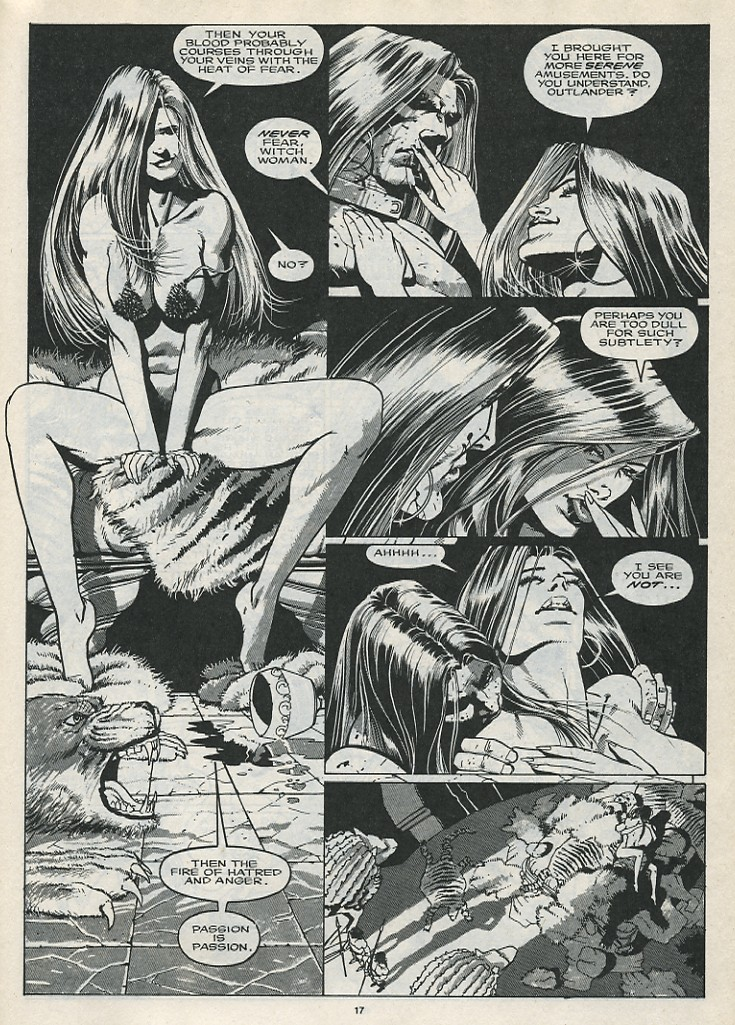The Savage Sword Of Conan Issue #176 #177 - English 19